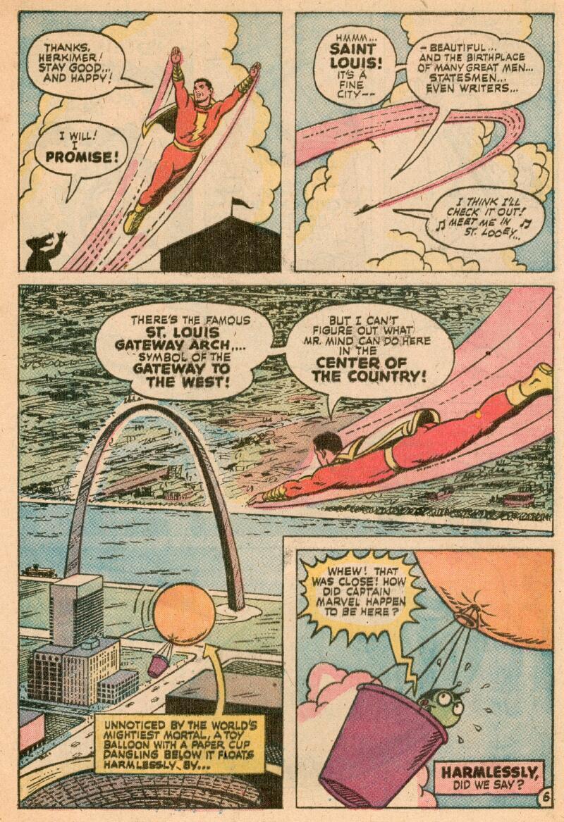 Read online Shazam! (1973) comic -  Issue #2 - 7