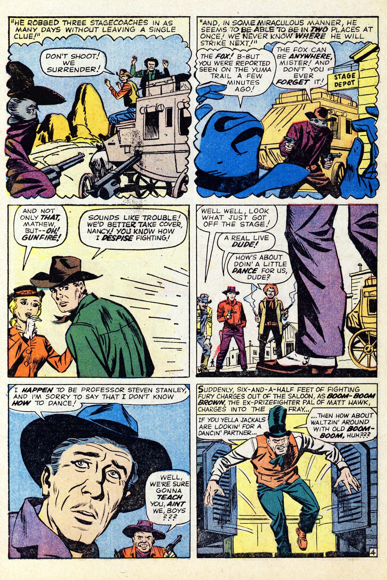Read online Two-Gun Kid comic -  Issue #67 - 6