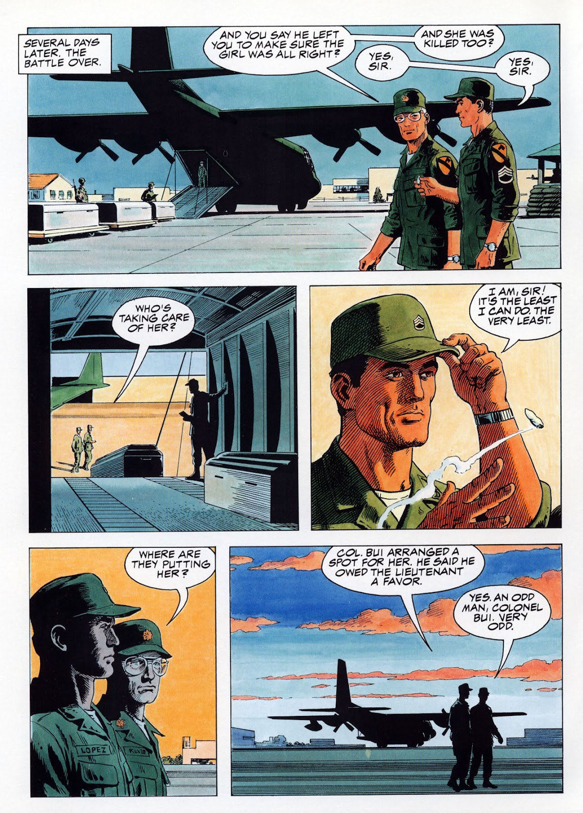 Epic Graphic Novel: Hearts and Minds issue Full - Page 64