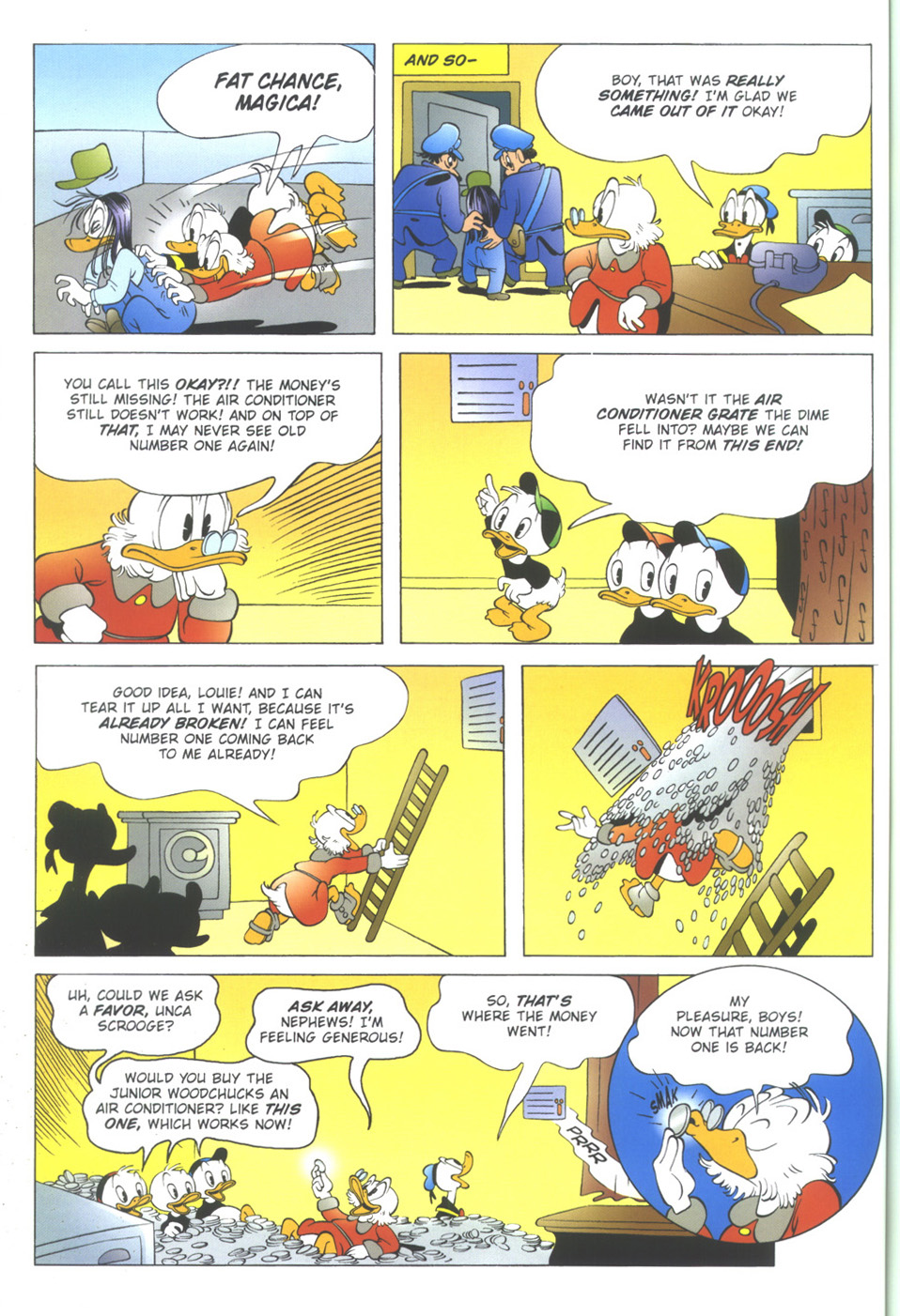 Read online Uncle Scrooge (1953) comic -  Issue #349 - 44