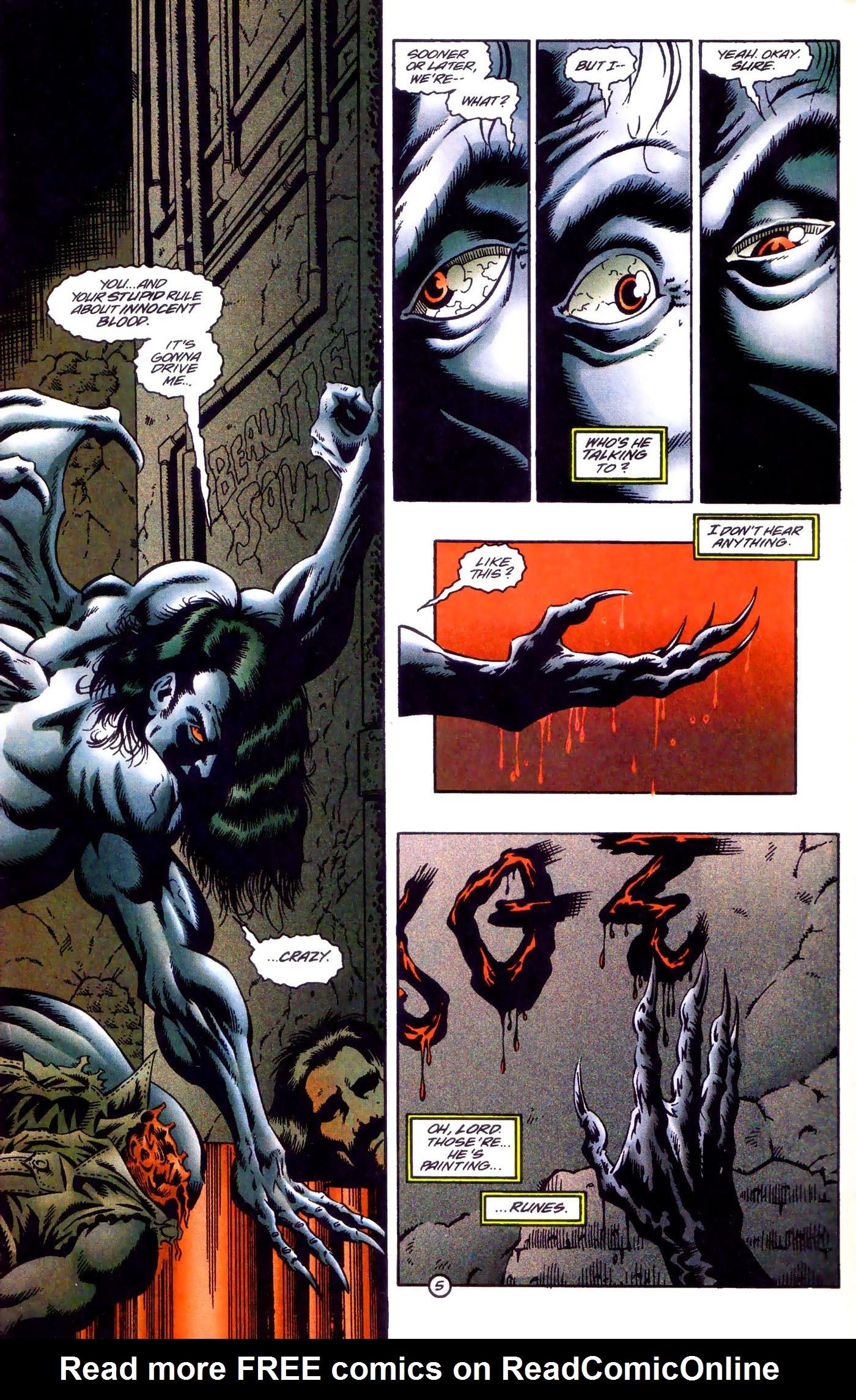 Read online Rune (1995) comic -  Issue #1 - 6