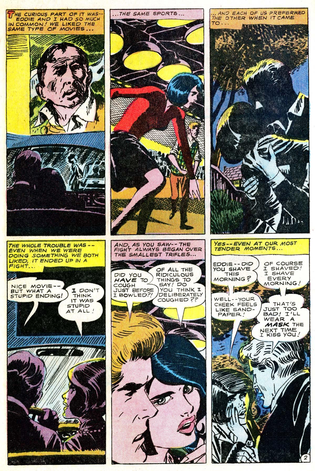Read online Secret Hearts comic -  Issue #114 - 4