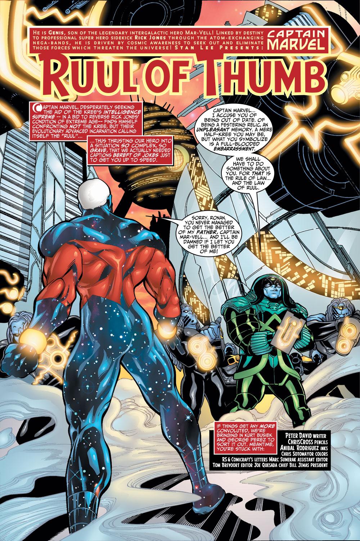 Captain Marvel (1999) Issue #23 #24 - English 2