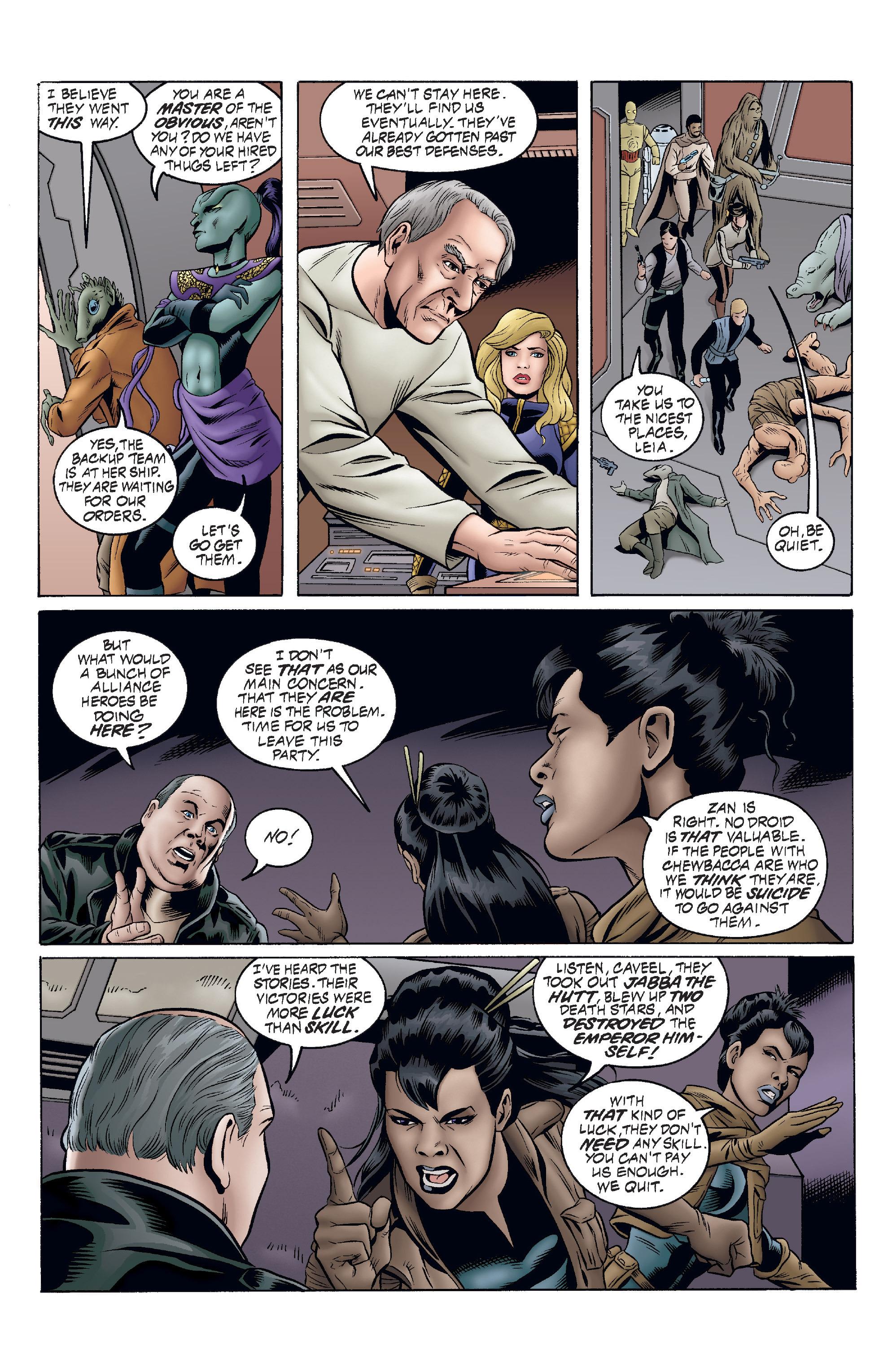 Read online Star Wars Omnibus comic -  Issue # Vol. 11 - 395