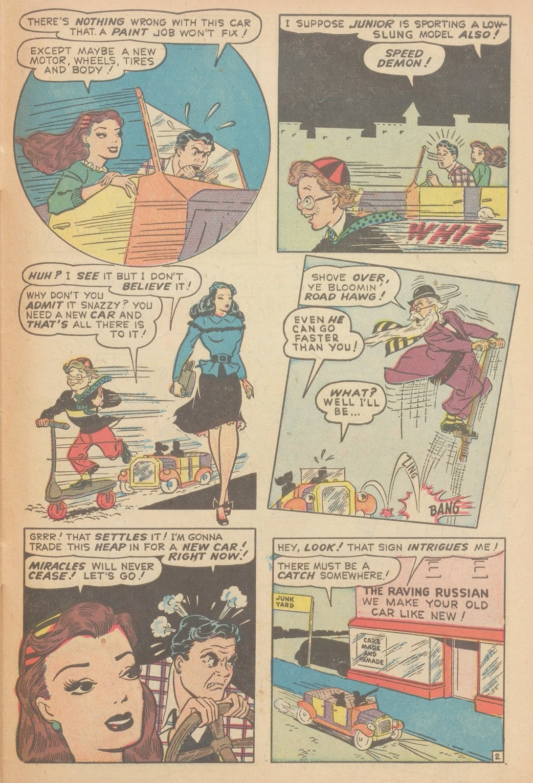 Read online Nellie The Nurse (1945) comic -  Issue #11 - 43