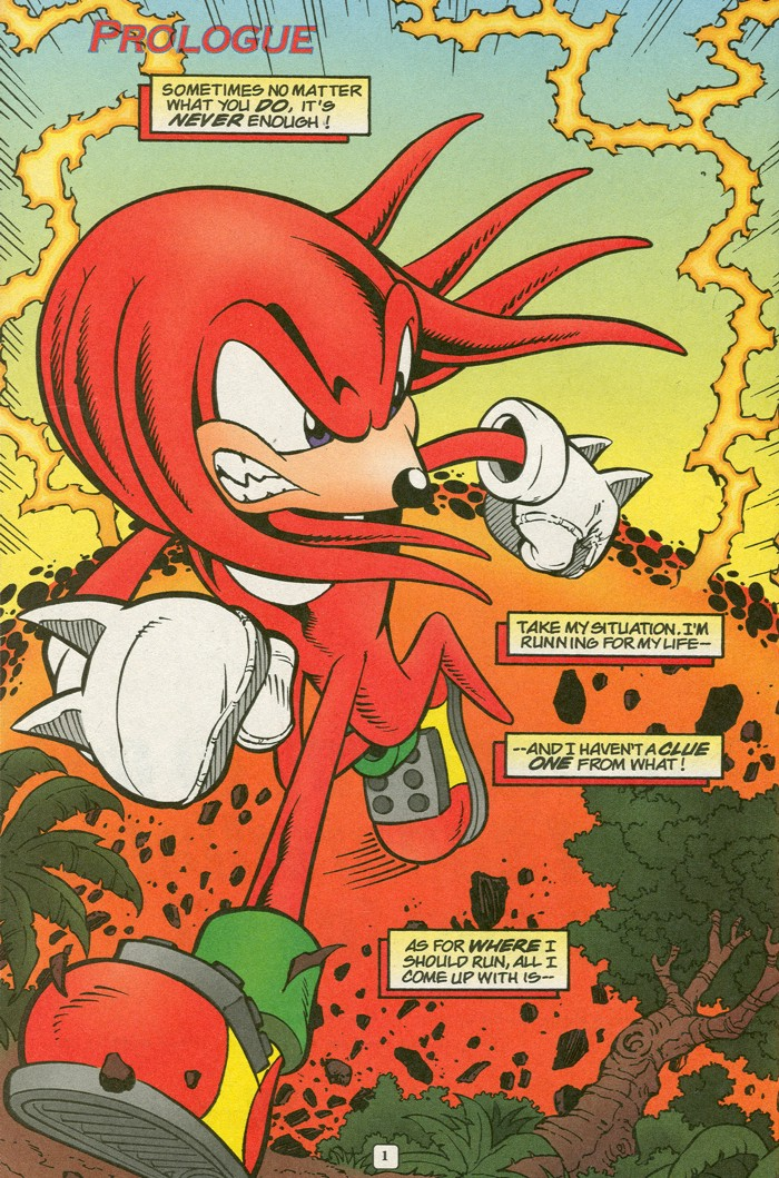 Read online Sonic Super Special comic -  Issue #14 - best of times - 15