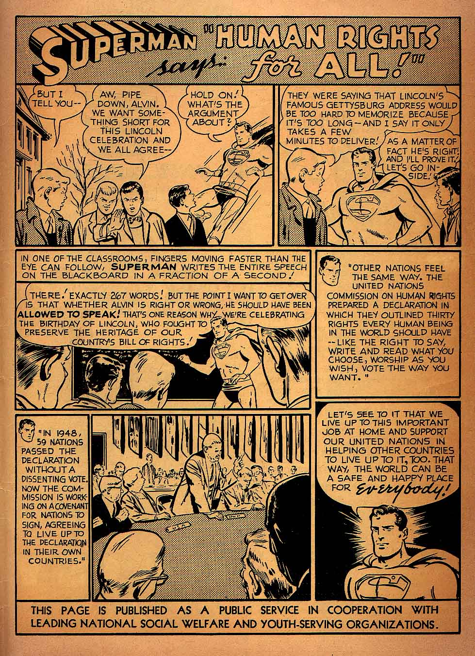 Read online All-Star Western (1951) comic -  Issue #58 - 51