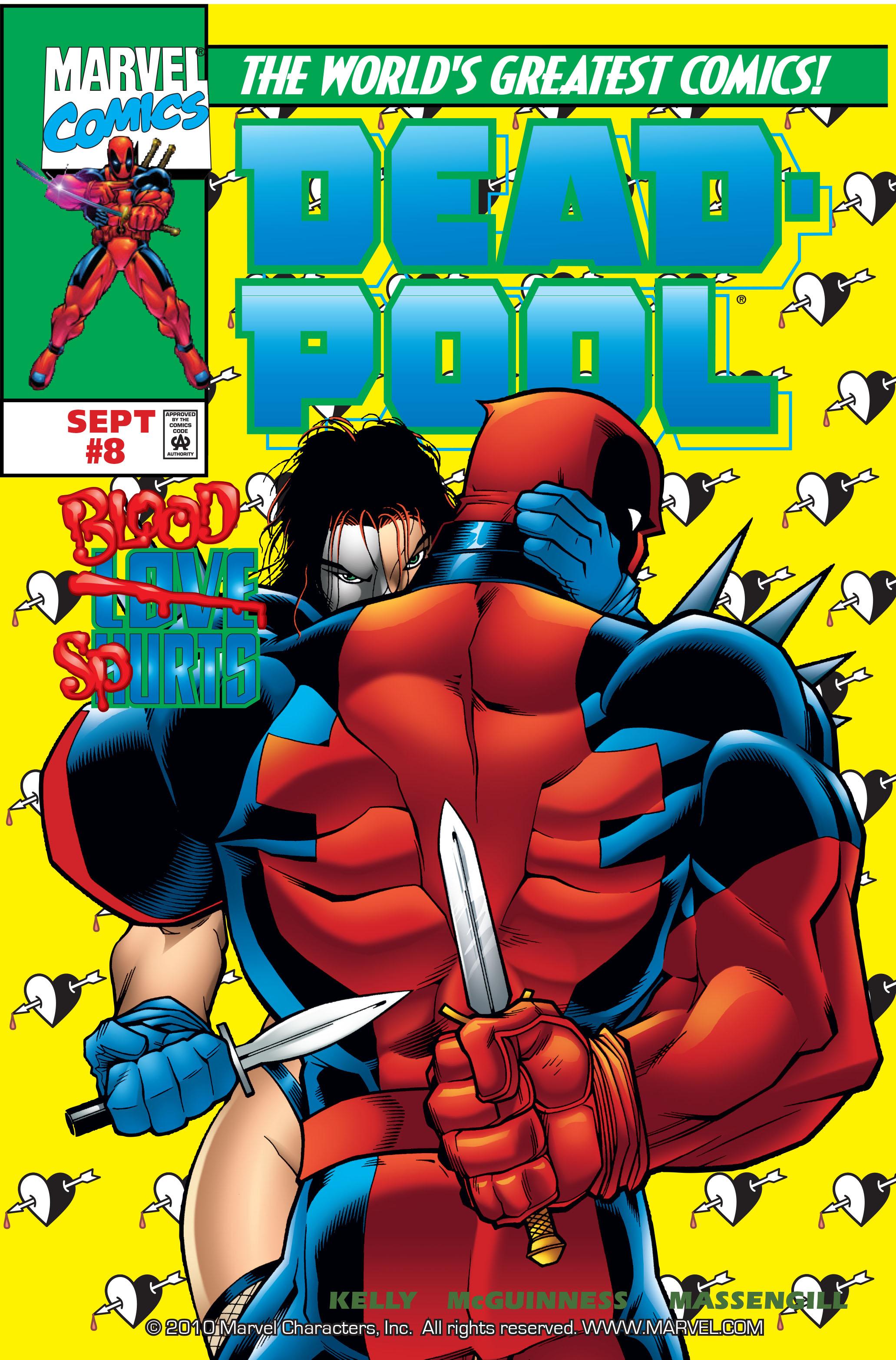 Deadpool (1997) 8 Page 1