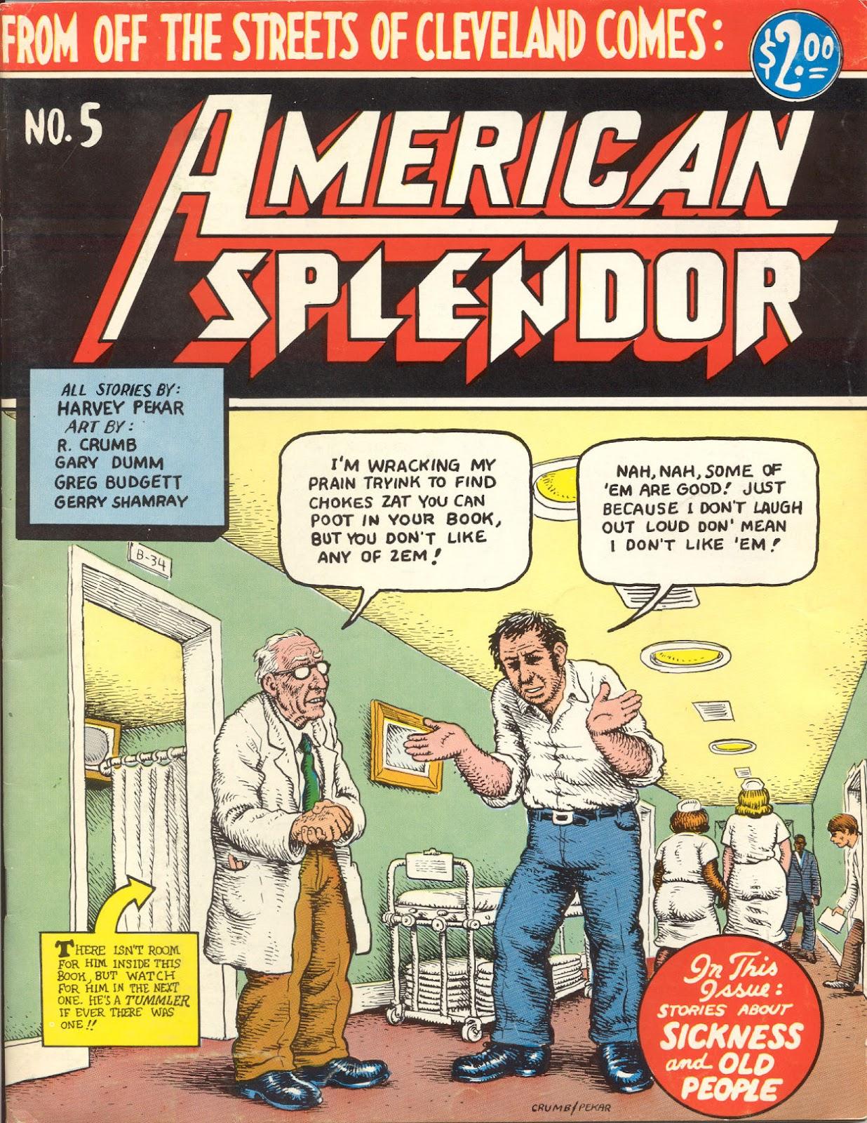 American Splendor (1976) 5 Page 2
