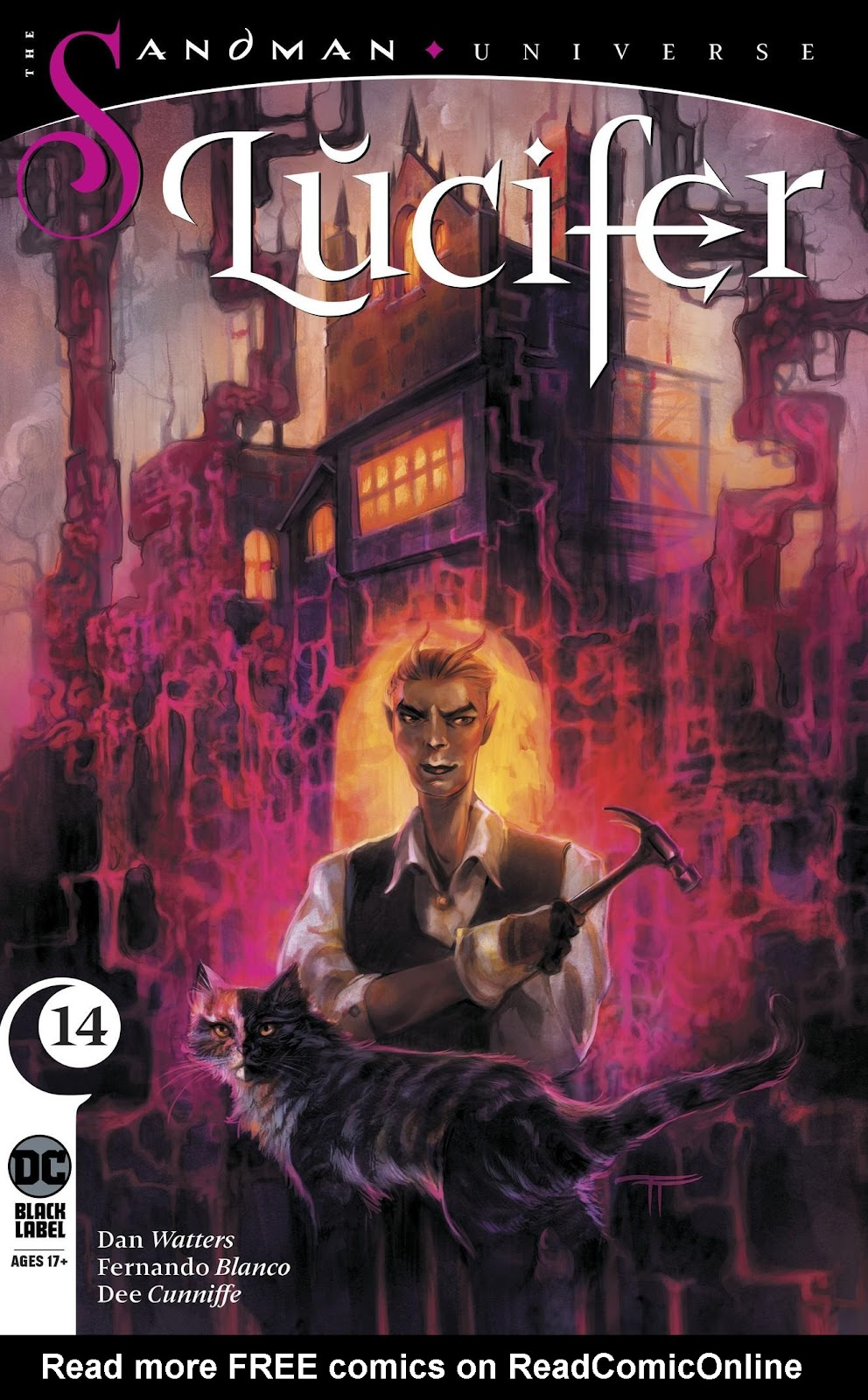 Read online Lucifer (2018) comic -  Issue #14 - 1