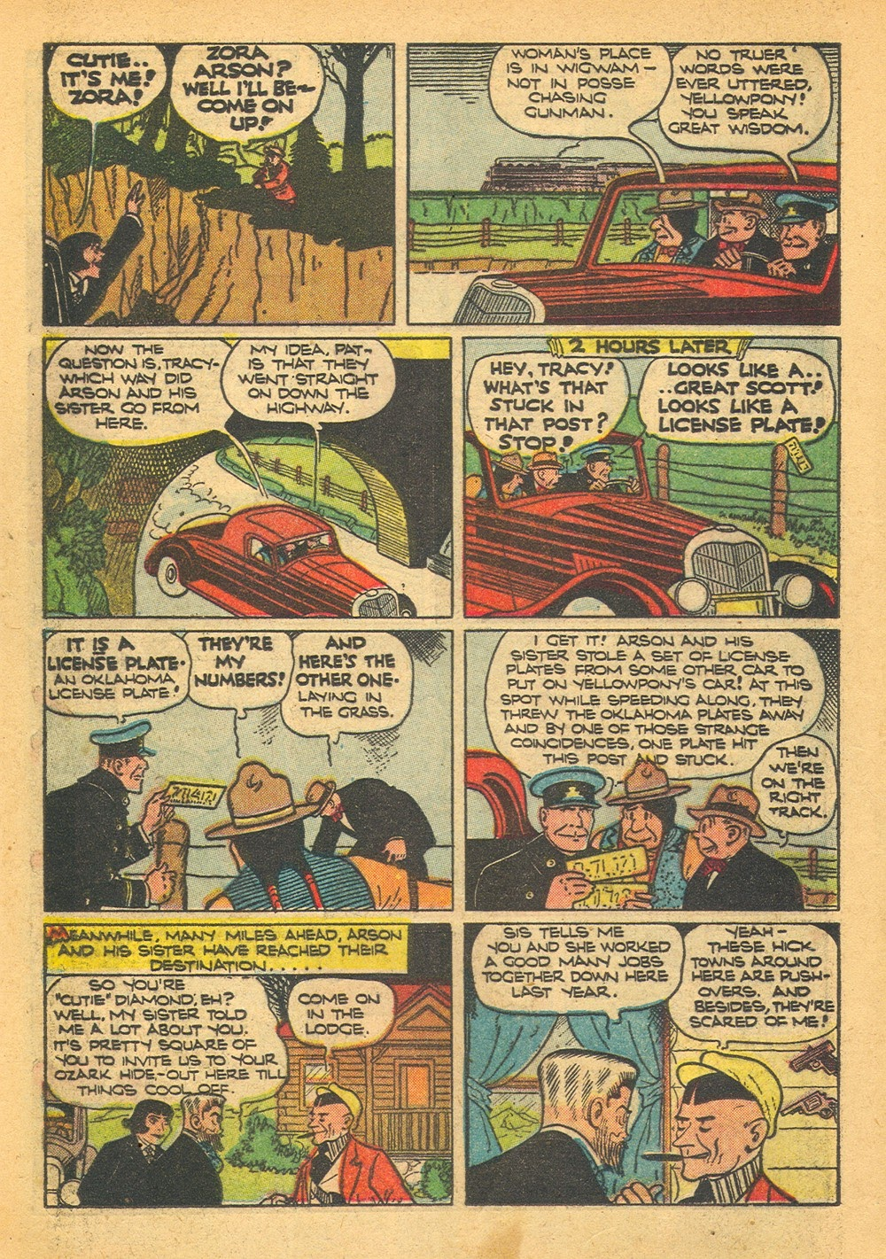 Dick Tracy Monthly issue 10 - Page 12