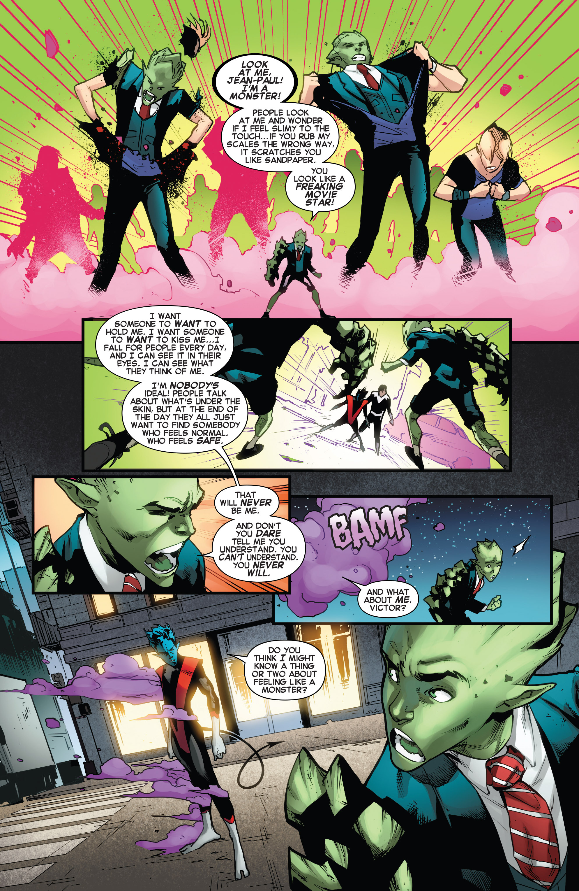 Read online Amazing X-Men (2014) comic -  Issue #13 - 18