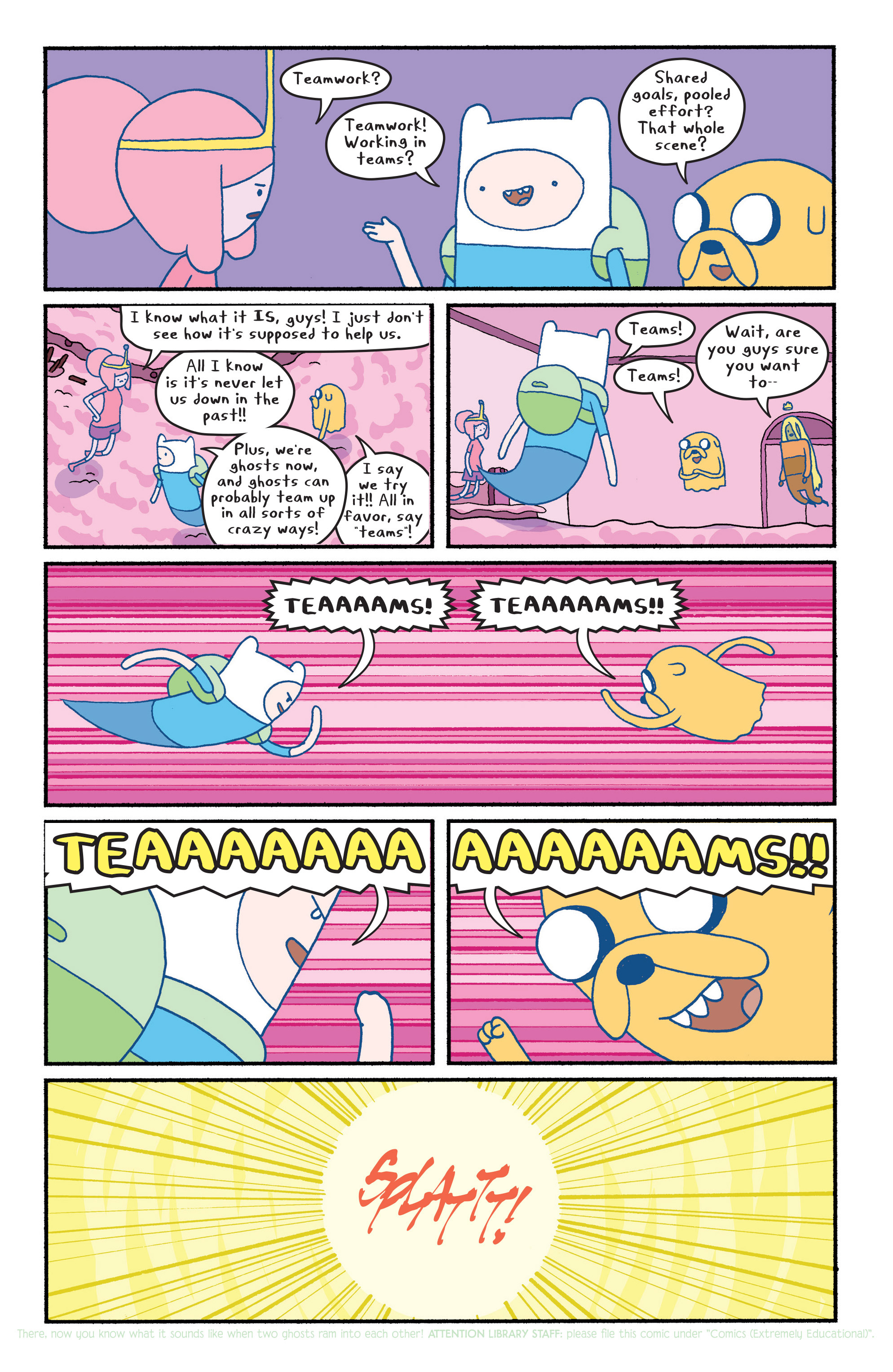 Read online Adventure Time comic -  Issue #Adventure Time _TPB 6 - 90