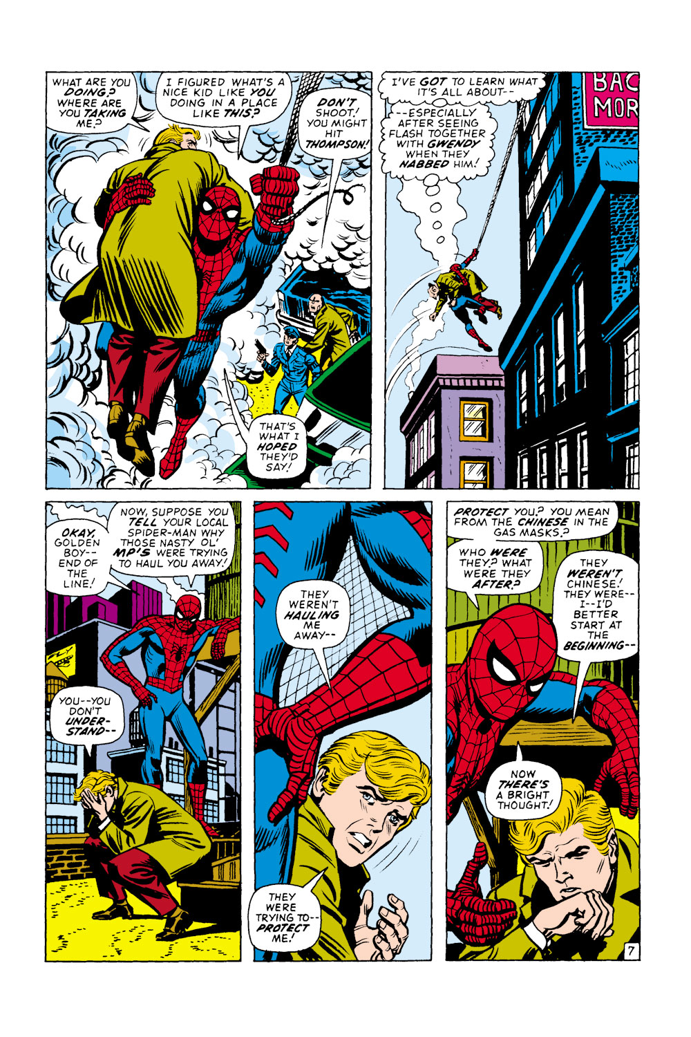 The Amazing Spider-Man (1963) 108 Page 7