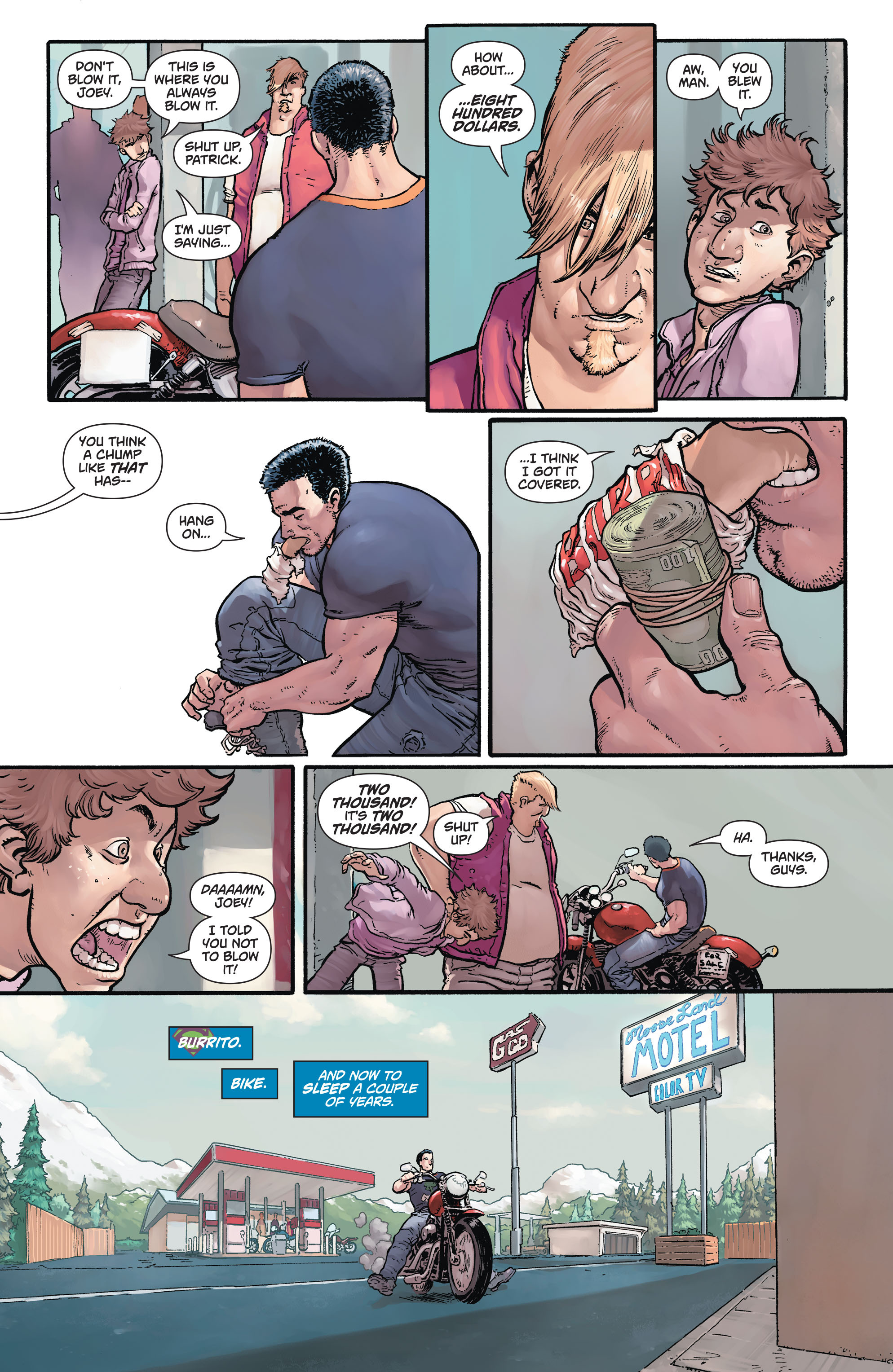 Read online Action Comics (2011) comic -  Issue #41 - 7