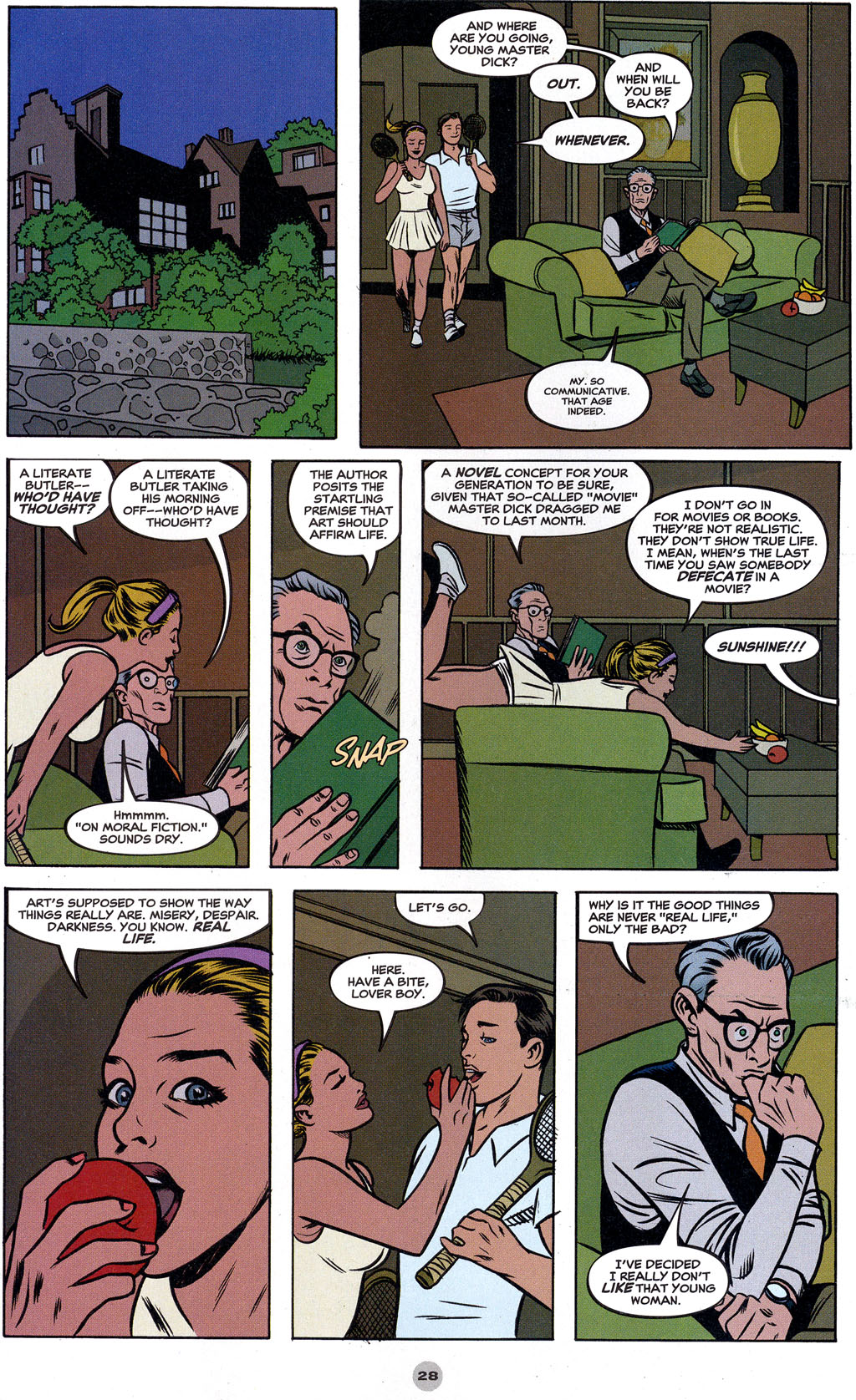 Read online Solo (2004) comic -  Issue #7 - 29