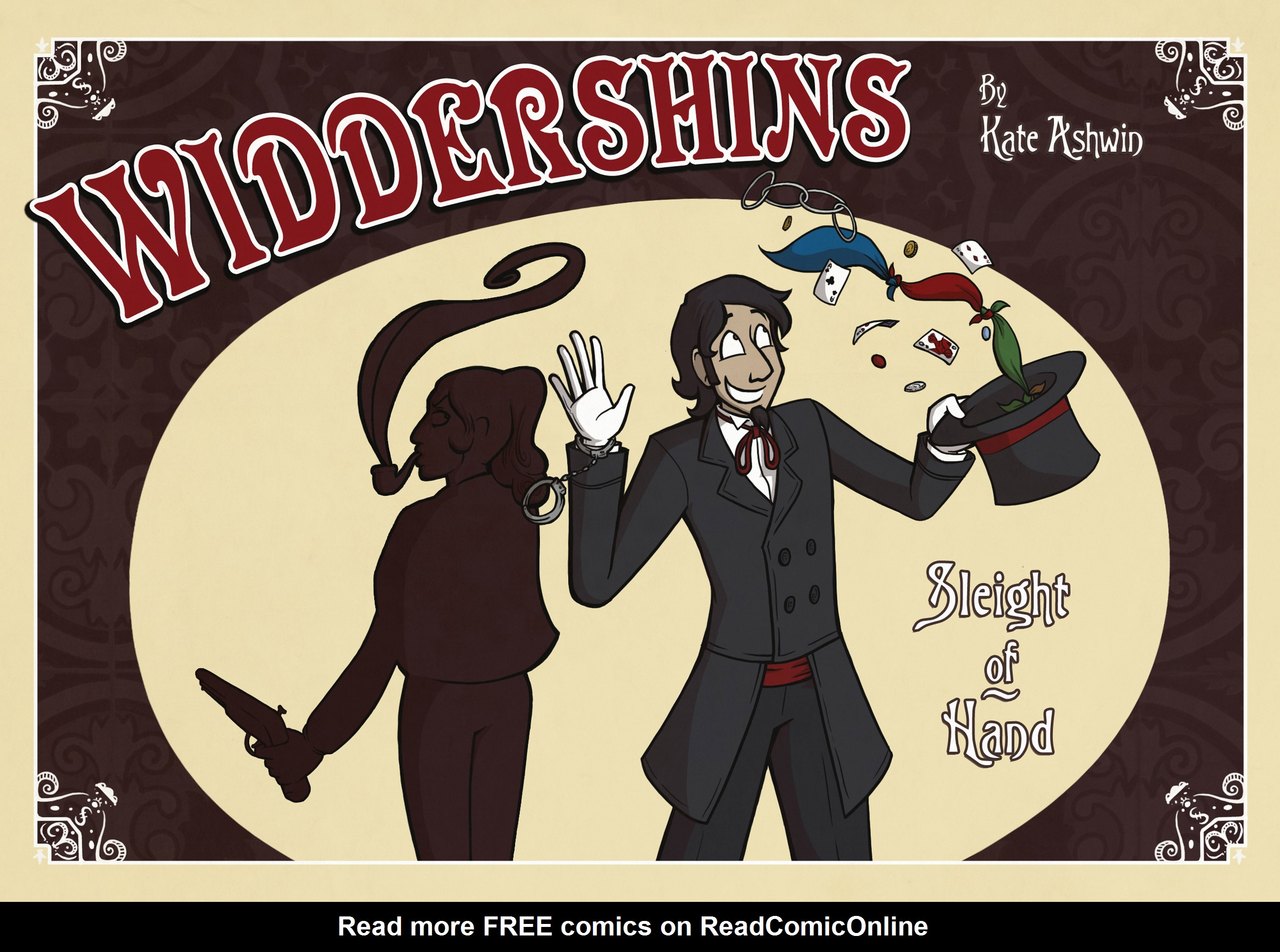 Widdershins issue 1 - Page 1