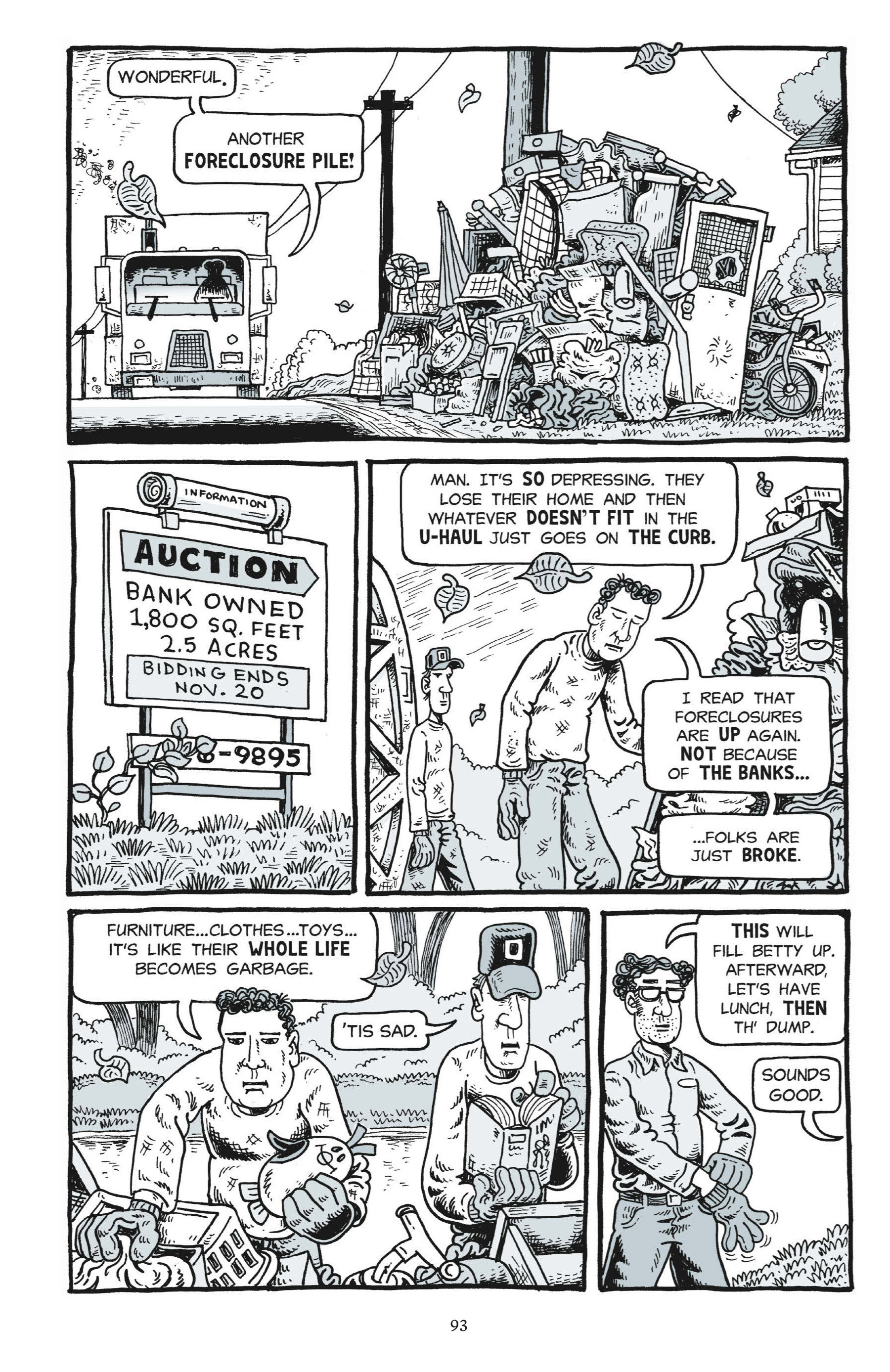 Read online Trashed comic -  Issue # Full - 92