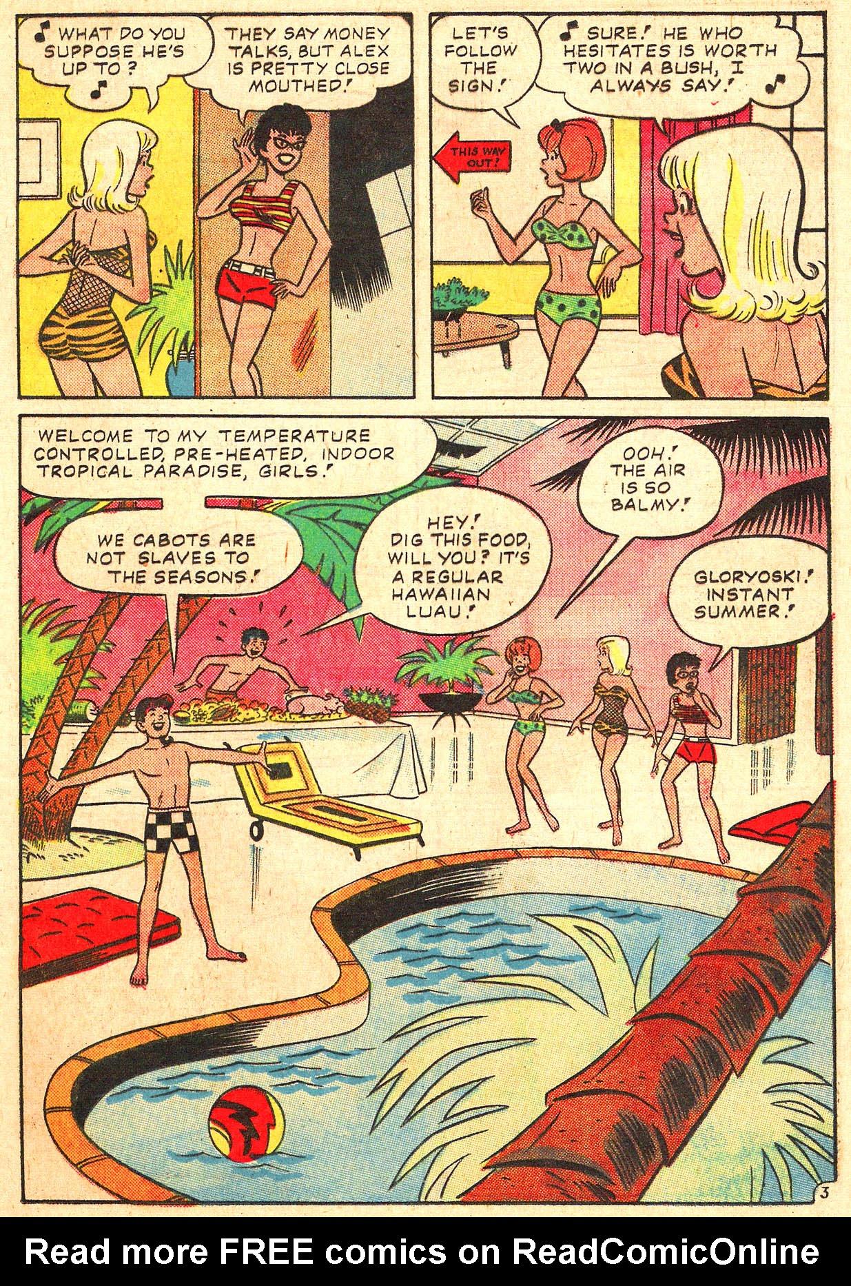 Read online She's Josie comic -  Issue #18 - 5