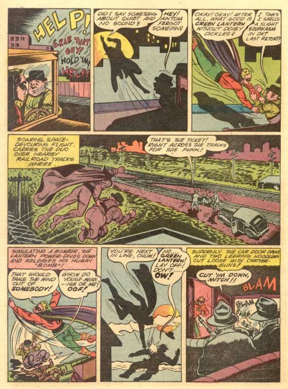 Green Lantern (1941) issue 8 - Page 18