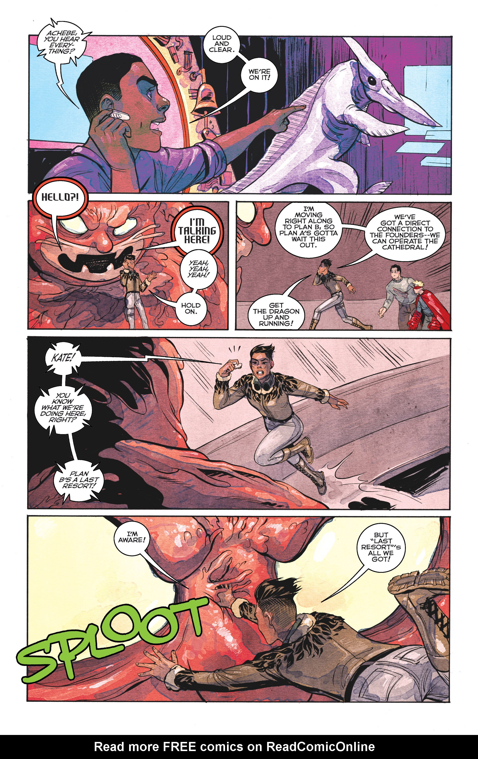 Read online Shutter comic -  Issue #27 - 15