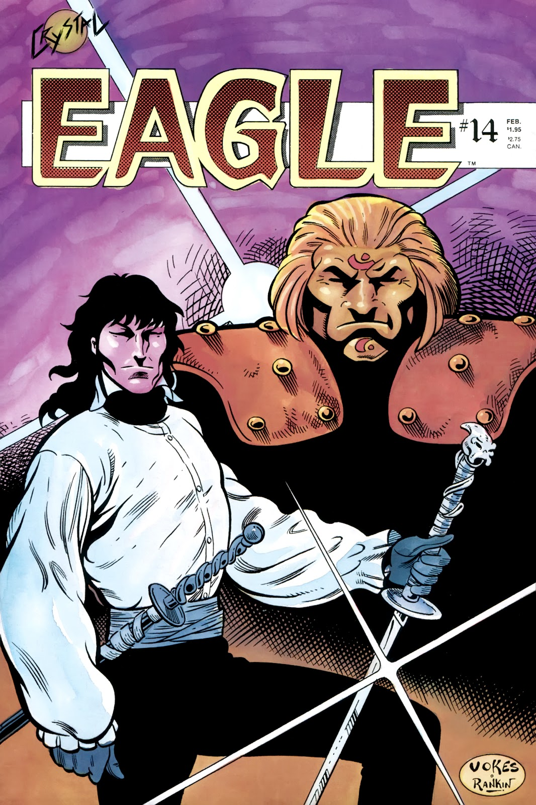 Eagle issue 14 - Page 1