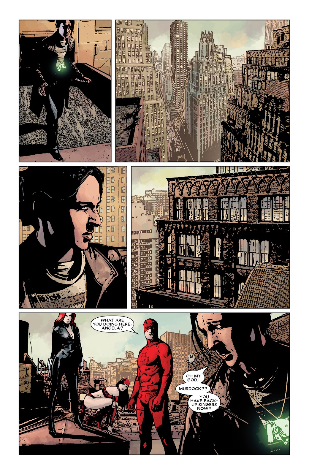 Read online Daredevil (1998) comic -  Issue # _Ultimate_Collection TPB 3 (Part 3) - 84