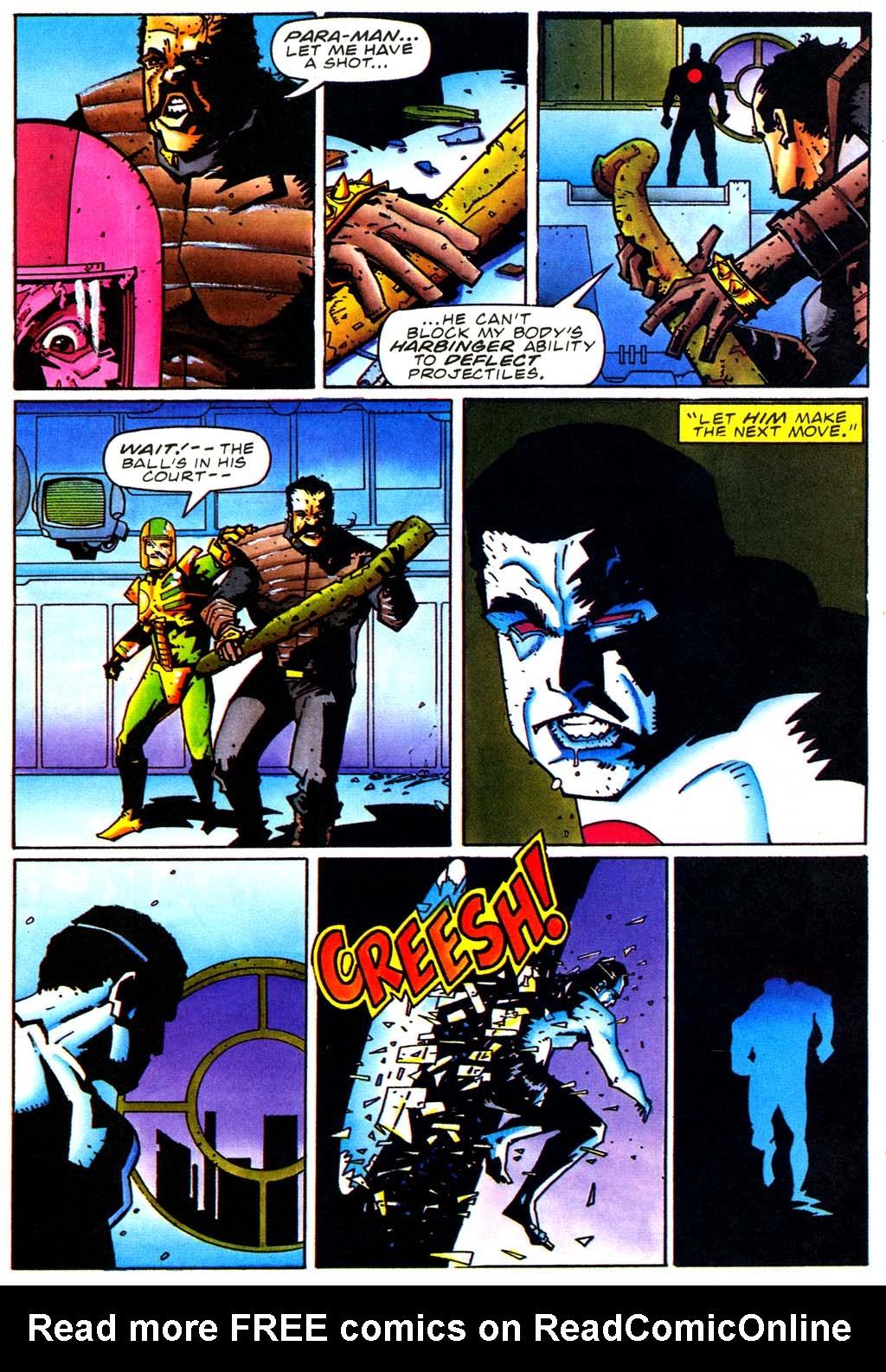 Read online Secret Weapons comic -  Issue #20 - 6