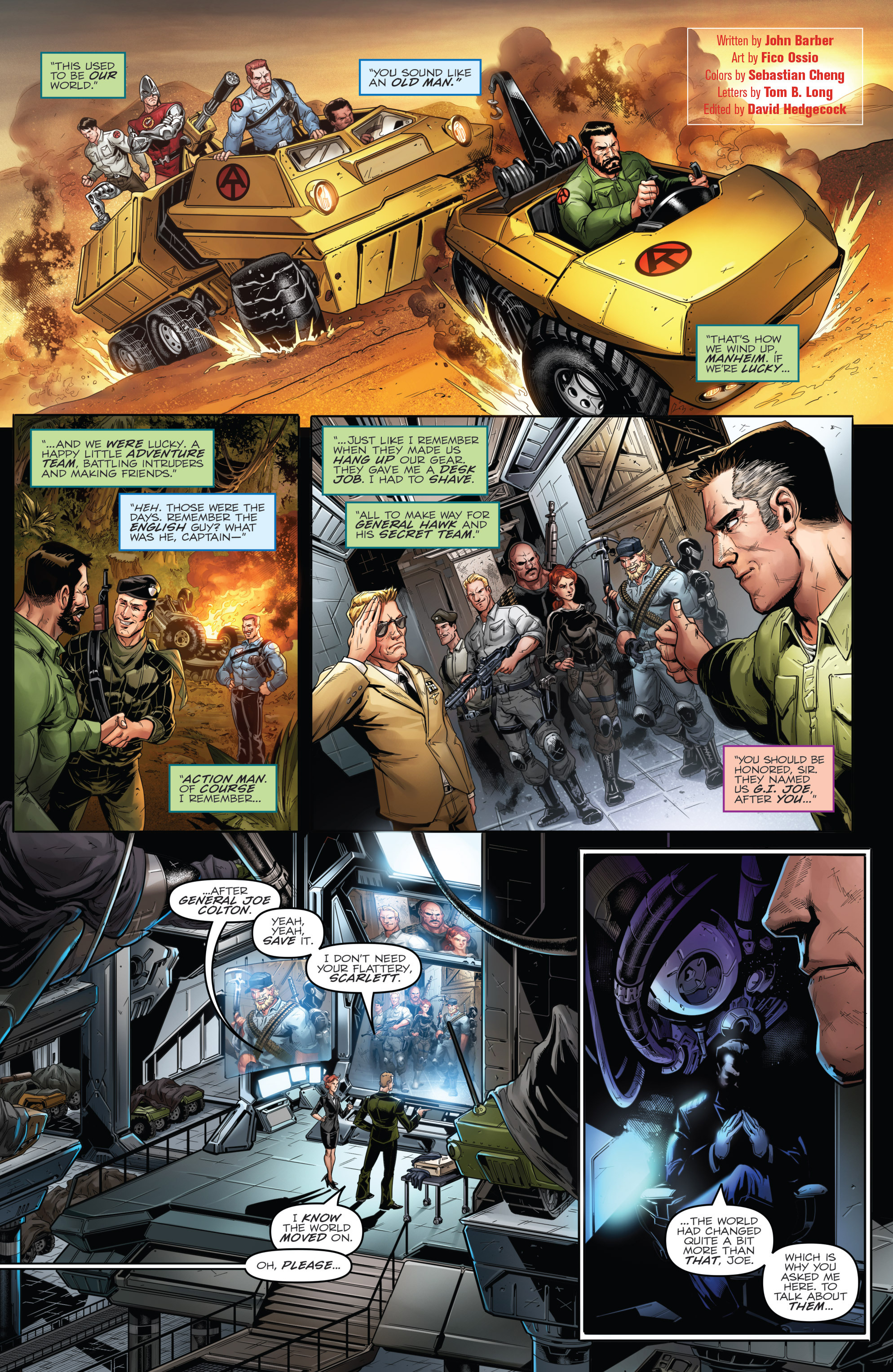 Read online Action Man comic -  Issue #2 - 26