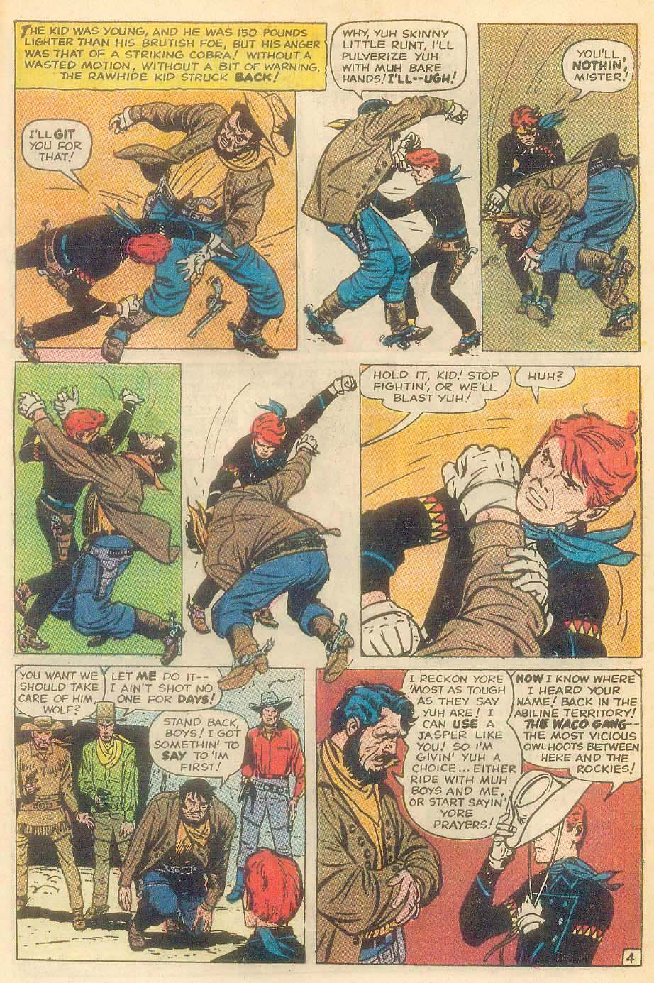 The Rawhide Kid (1955) issue 92 - Page 23