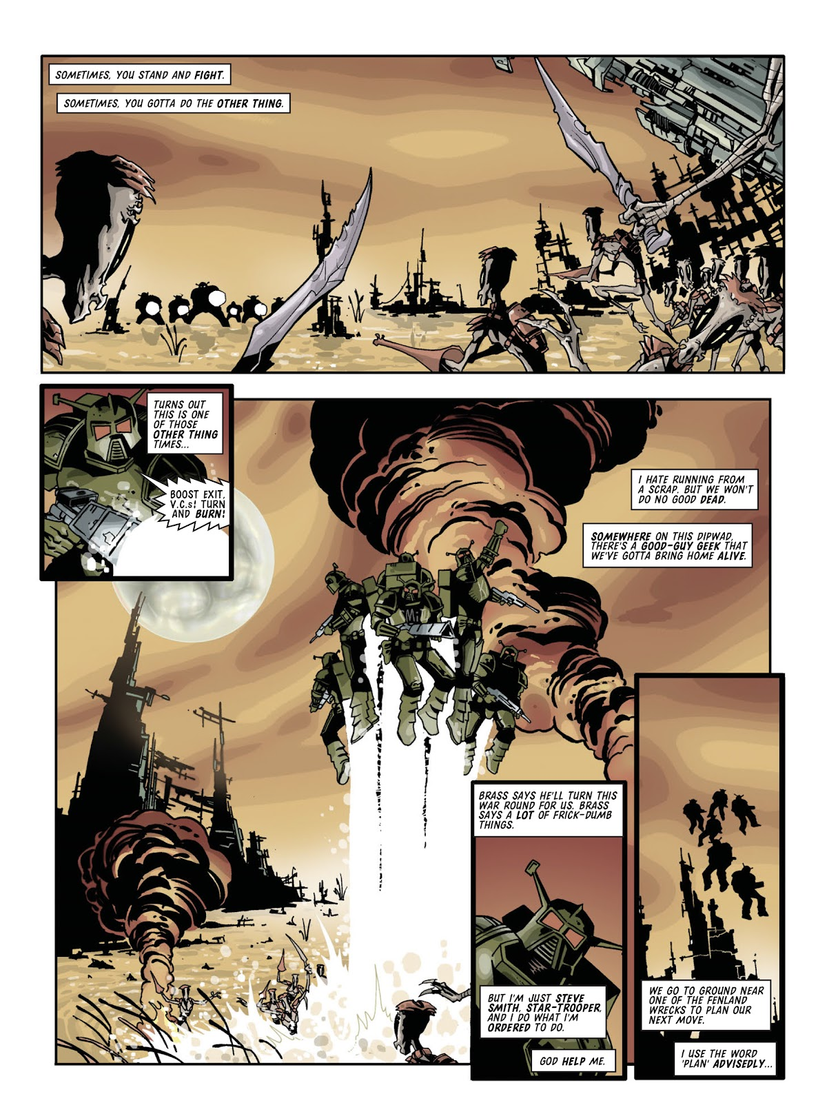 Judge Dredd Megazine (Vol. 5) Issue #381 #180 - English 98