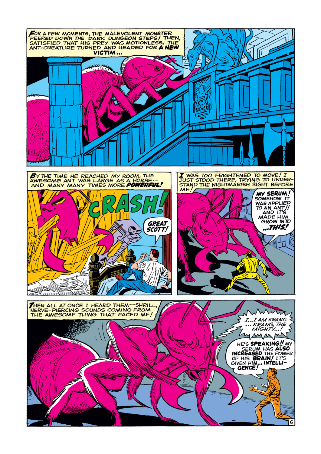 Tales to Astonish (1959) issue 14 - Page 8