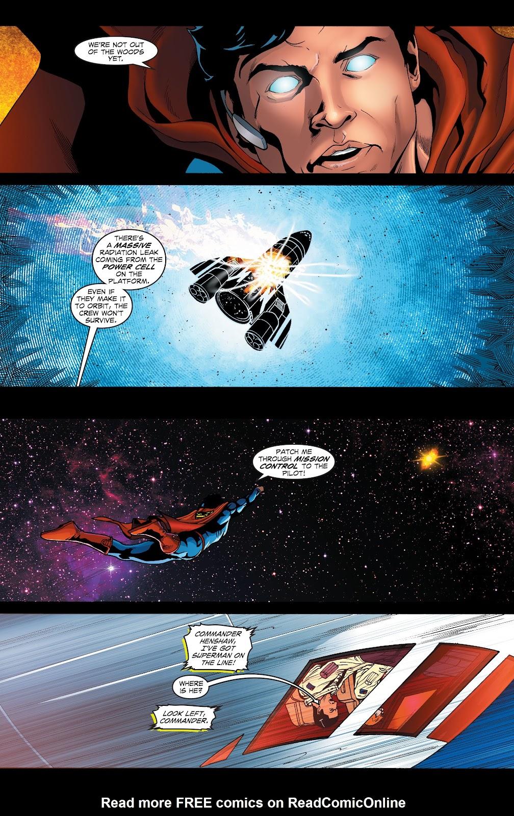 Read online Smallville Season 11 [II] comic -  Issue # TPB 1 - 63