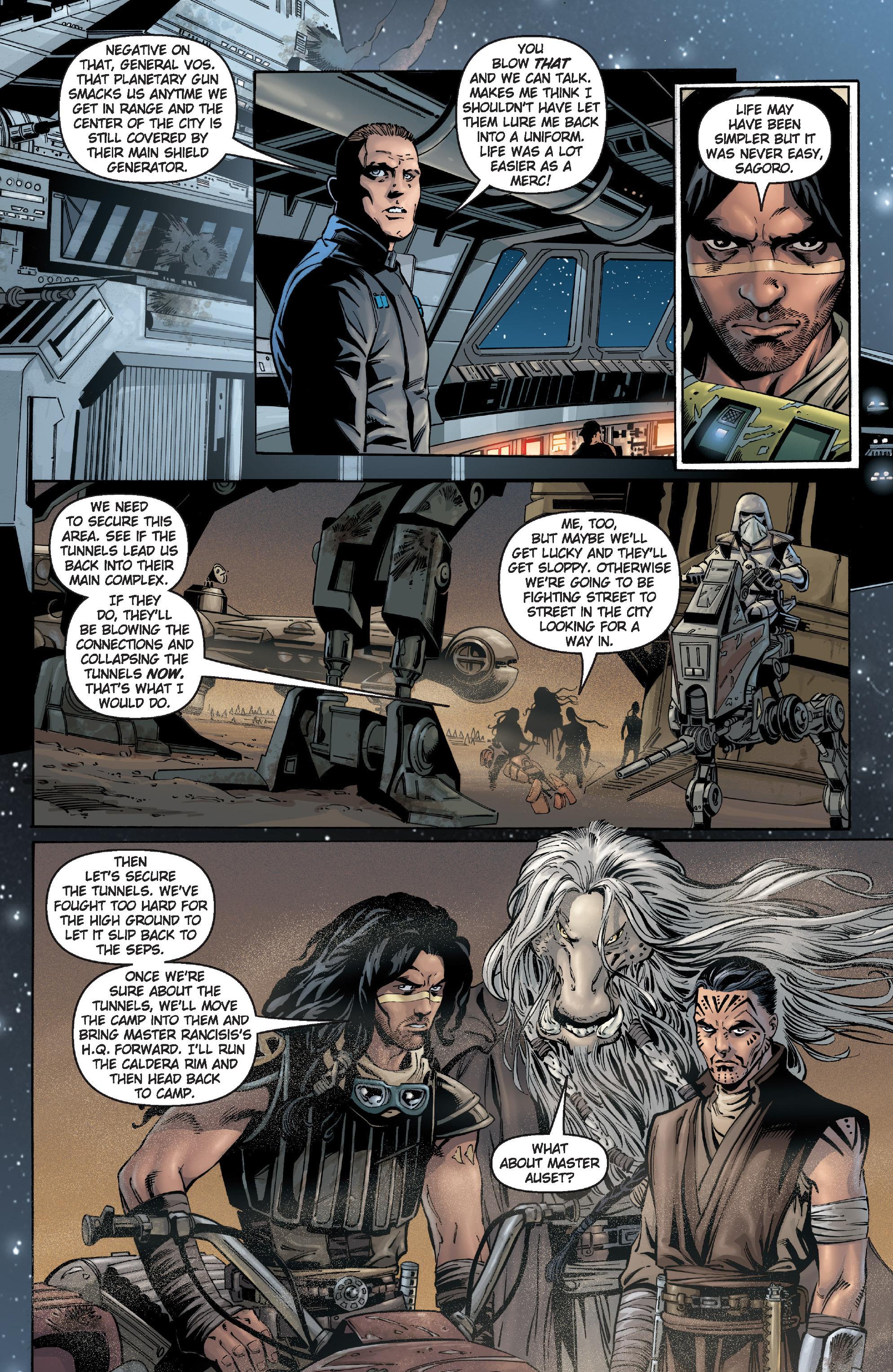 Read online Star Wars Omnibus comic -  Issue # Vol. 26 - 265