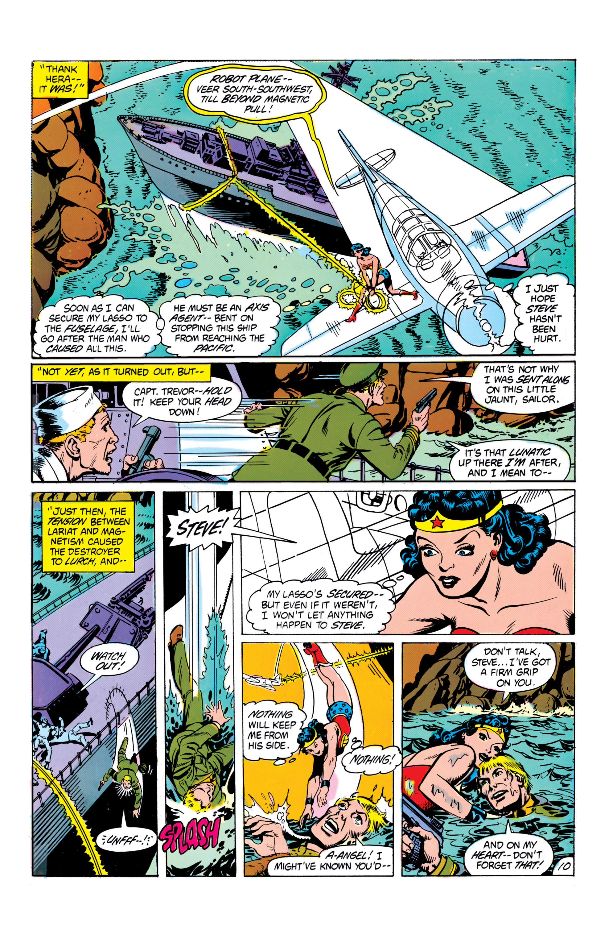 Read online All-Star Squadron comic -  Issue #16 - 11