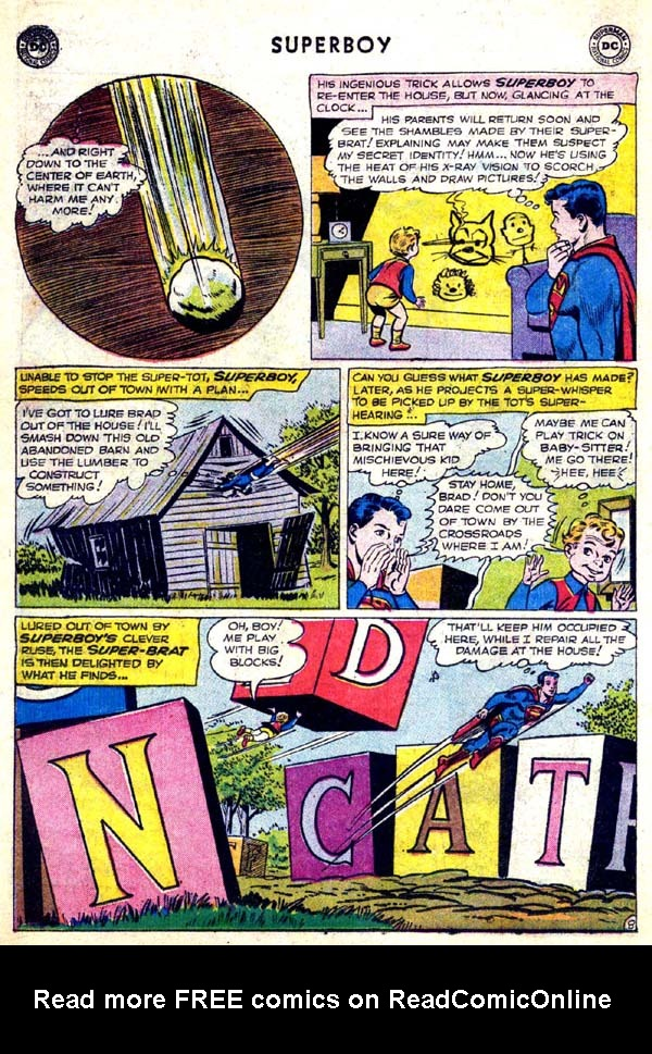 Superboy (1949) issue 70 - Page 9