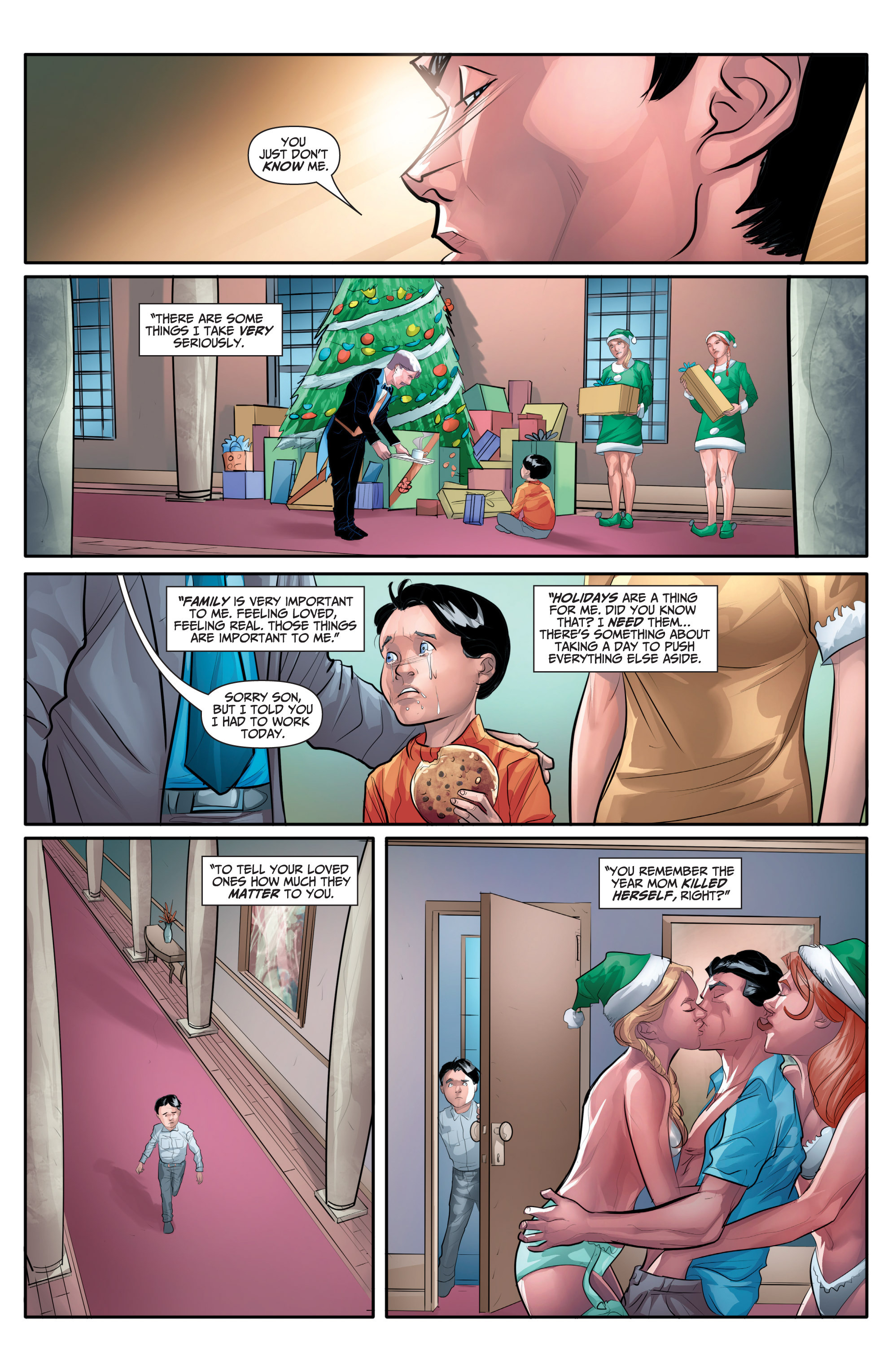 Read online Archer and Armstrong comic -  Issue #Archer and Armstrong _TPB 7 - 62