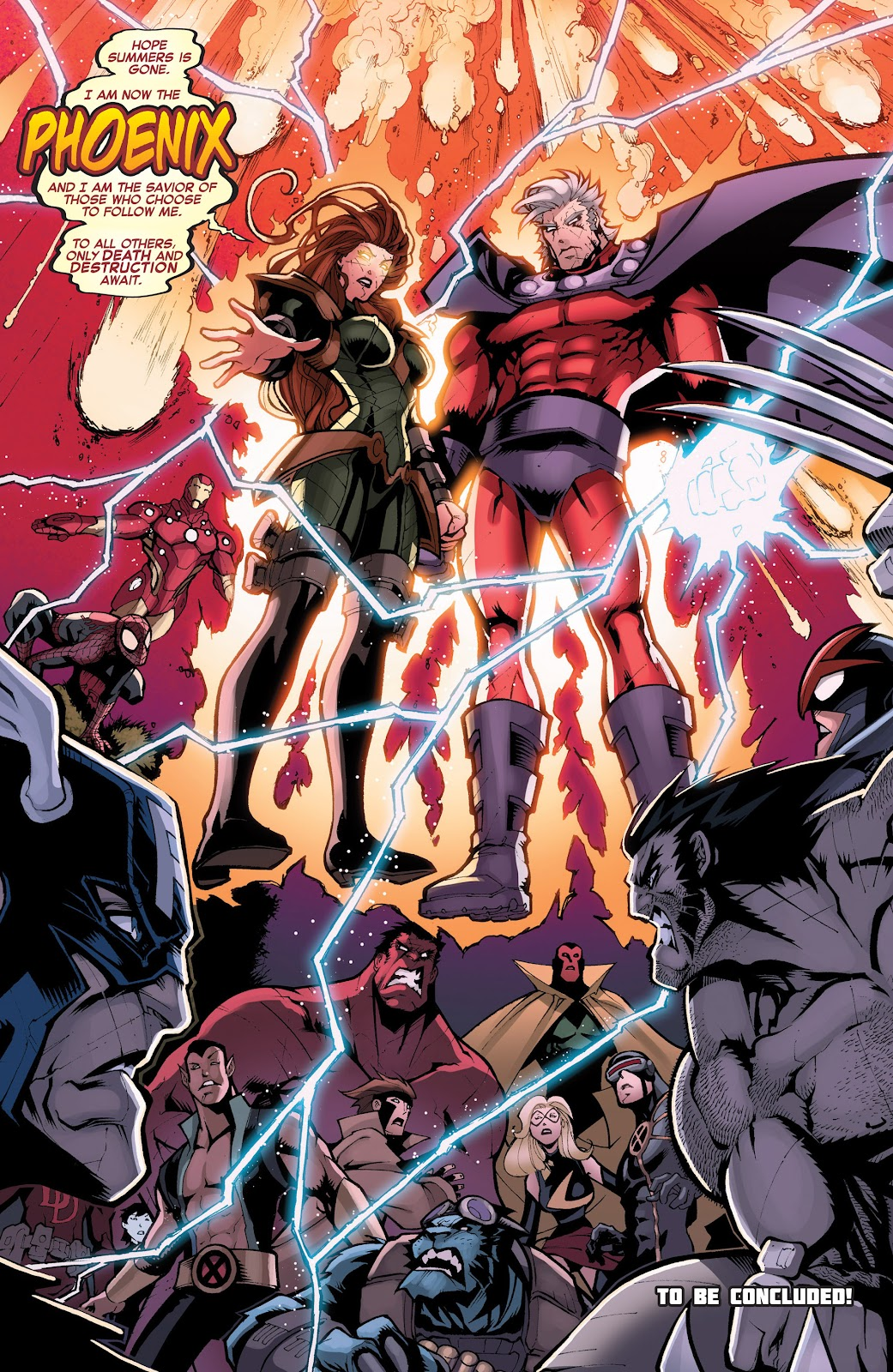 Read online What If? AvX comic -  Issue #3 - 20