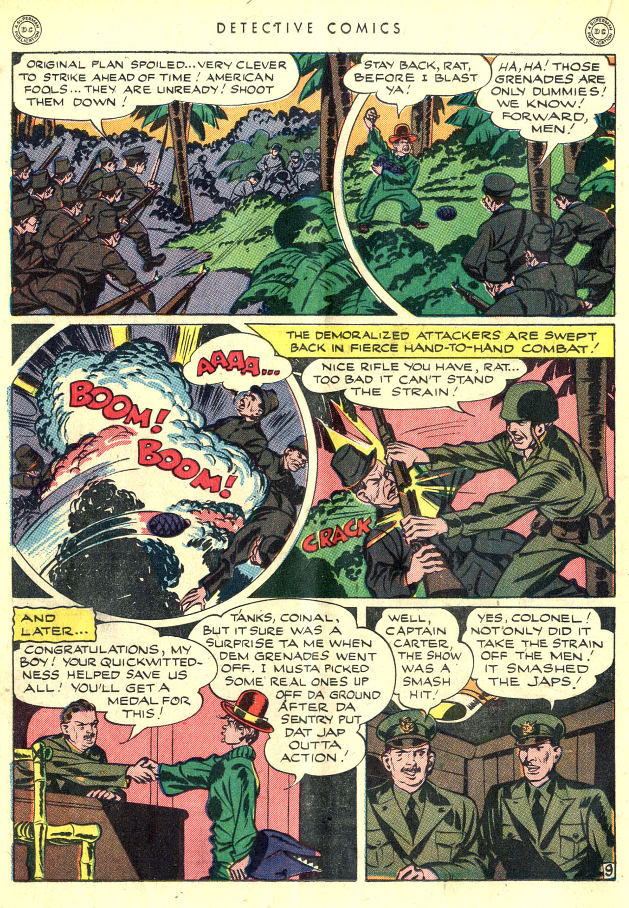 Read online Detective Comics (1937) comic -  Issue #90 - 26