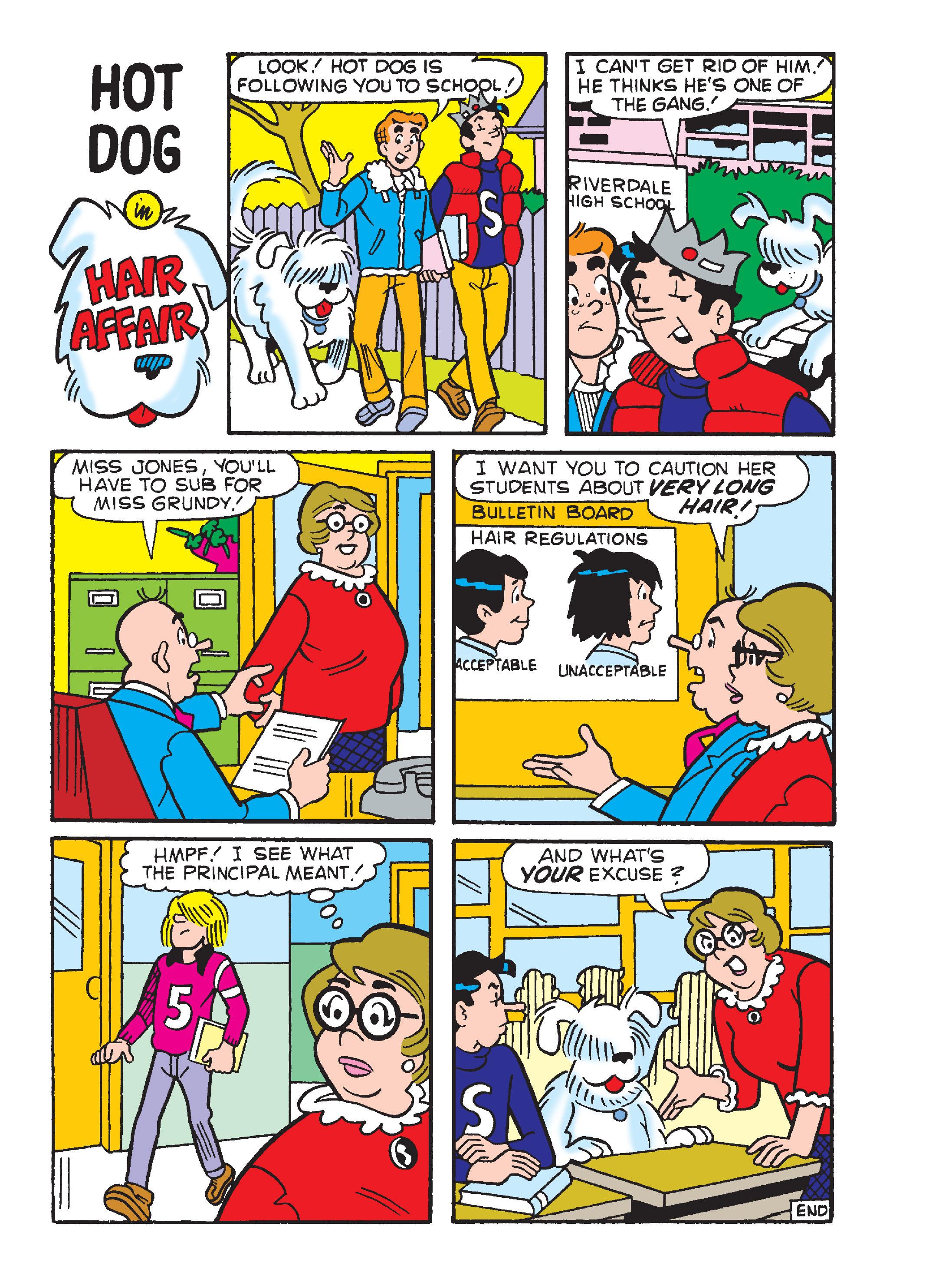Read online Archie Giant Comics Collection comic -  Issue #Archie Giant Comics Collection TPB (Part 1) - 191