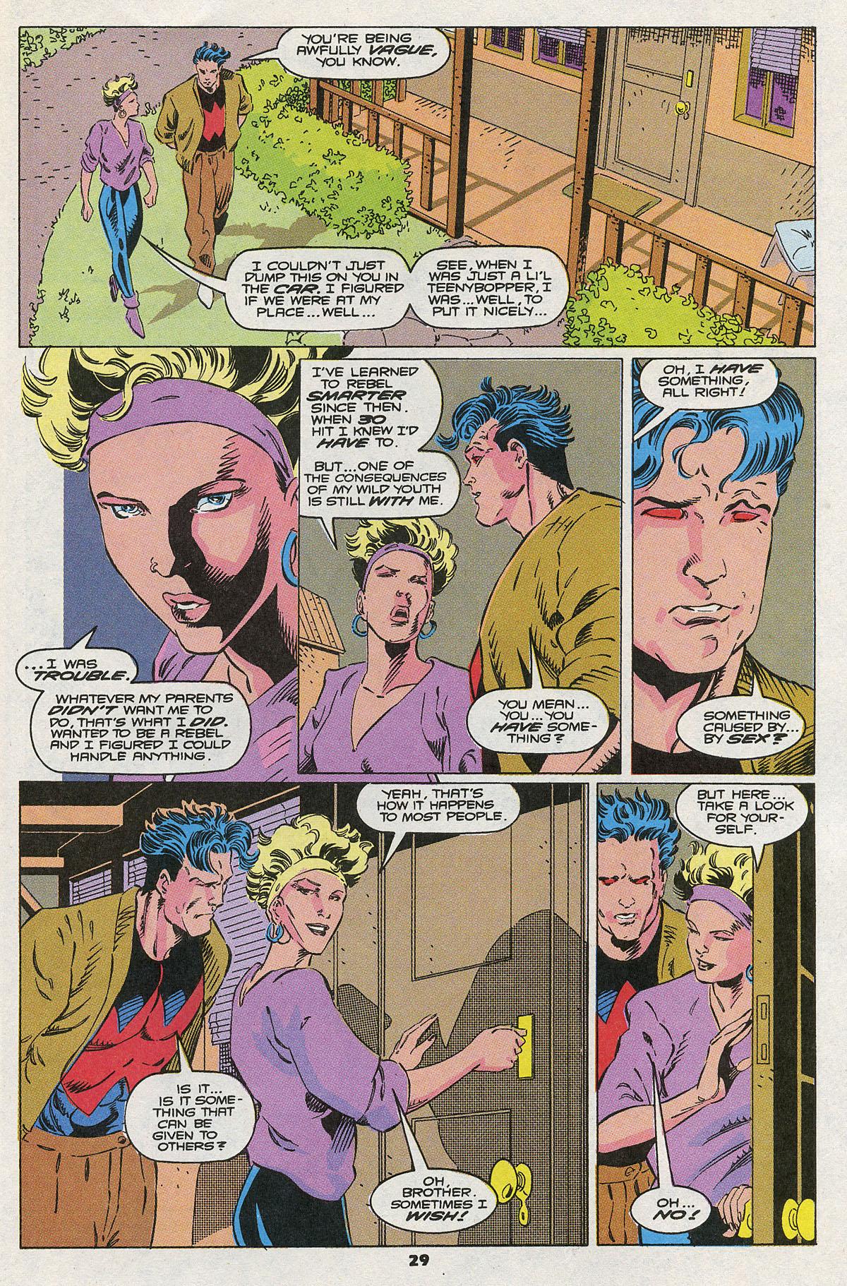 Read online Wonder Man (1991) comic -  Issue #10 - 22