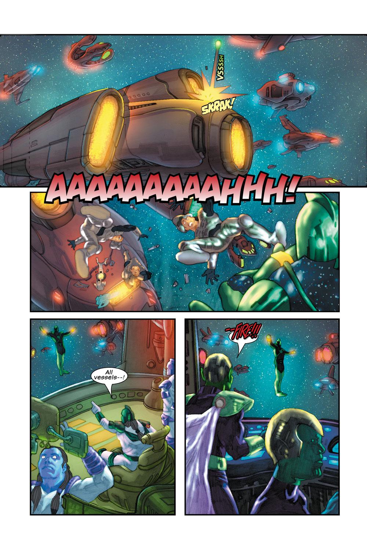 Captain Marvel (2002) Issue #15 #15 - English 14