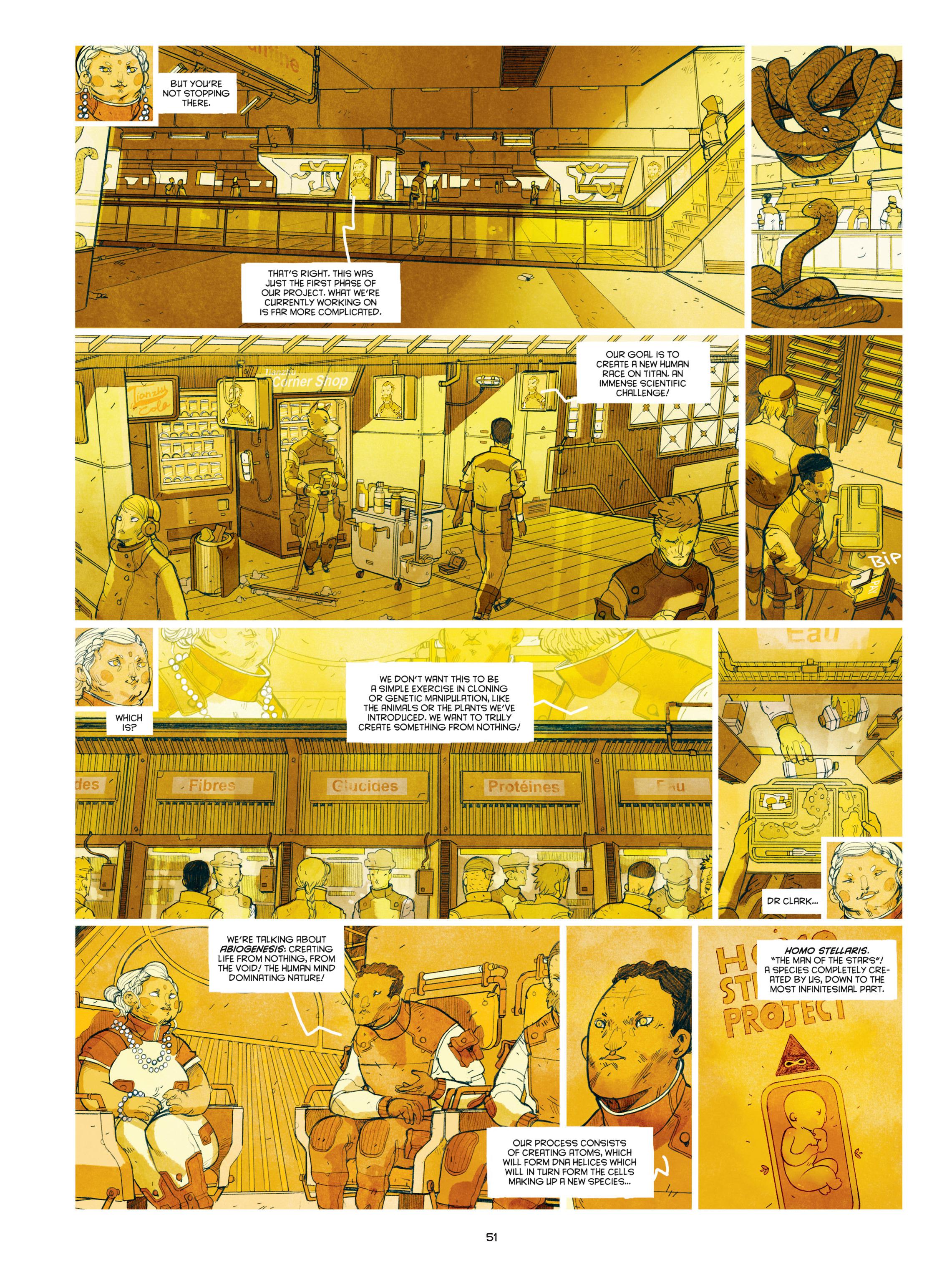 Read online Shangri-La comic -  Issue # Full - 53