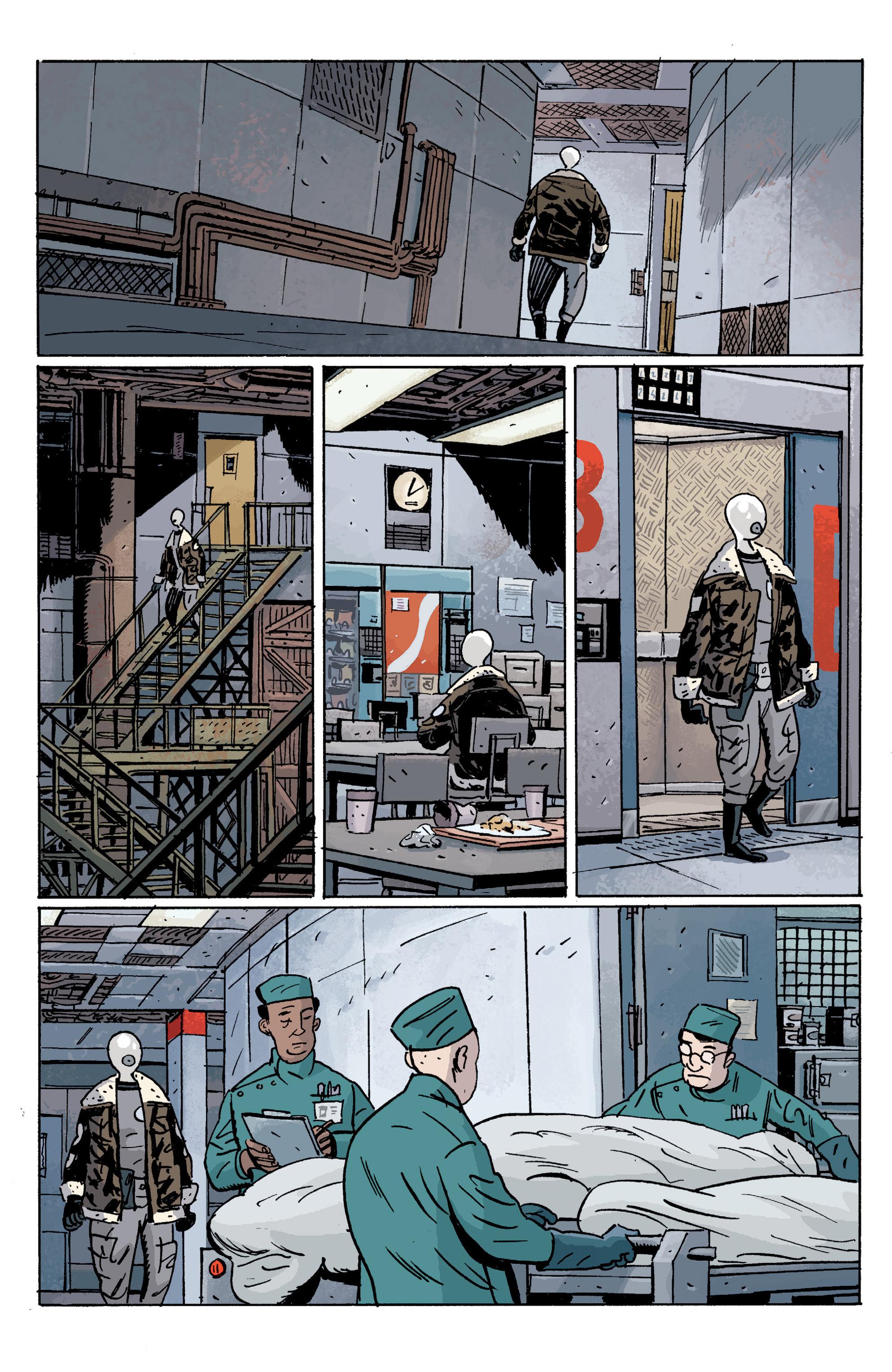 Read online B.P.R.D. (2003) comic -  Issue # TPB 10 - 10