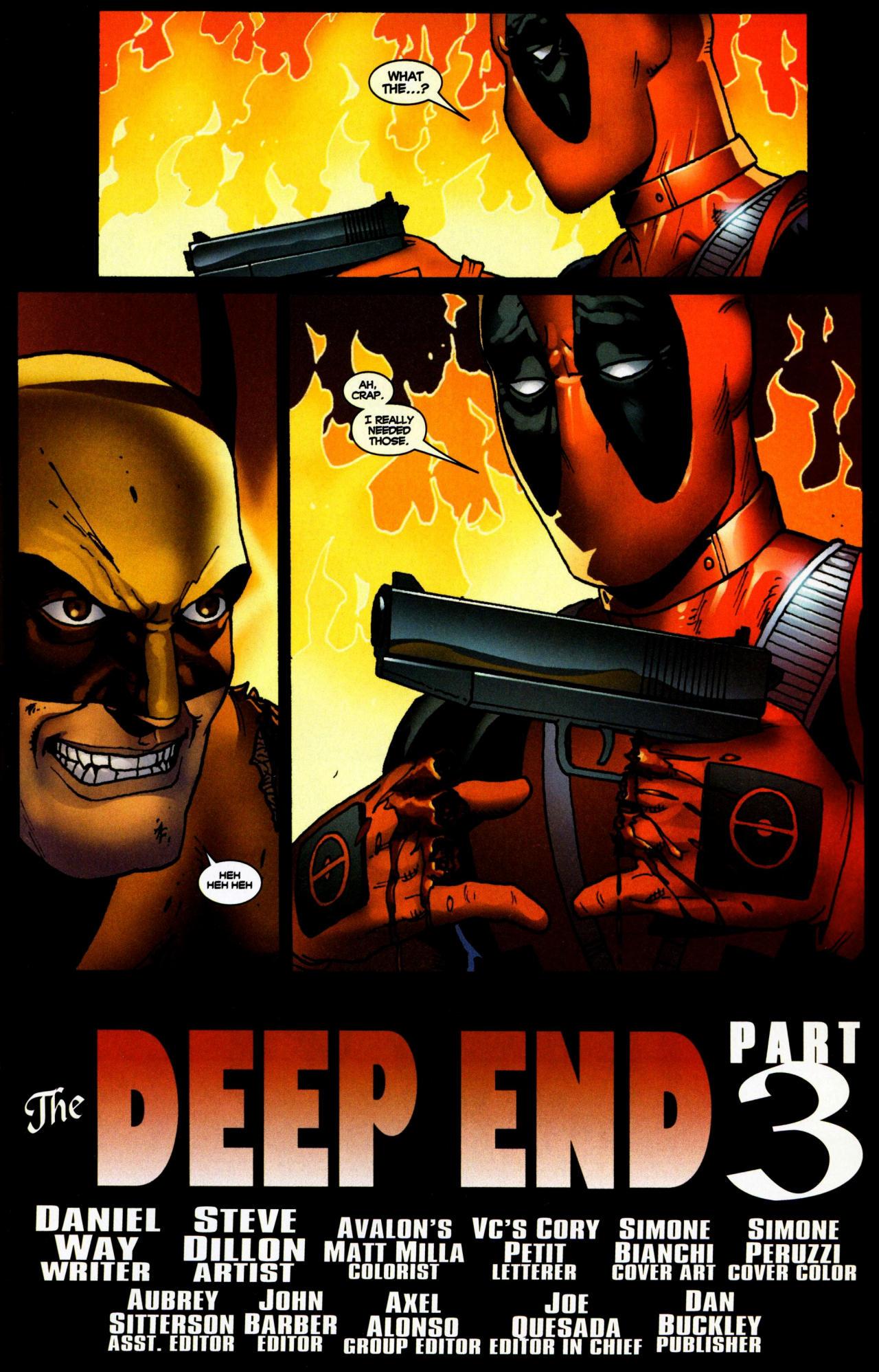 Read online Wolverine: Origins comic -  Issue #23 - 4