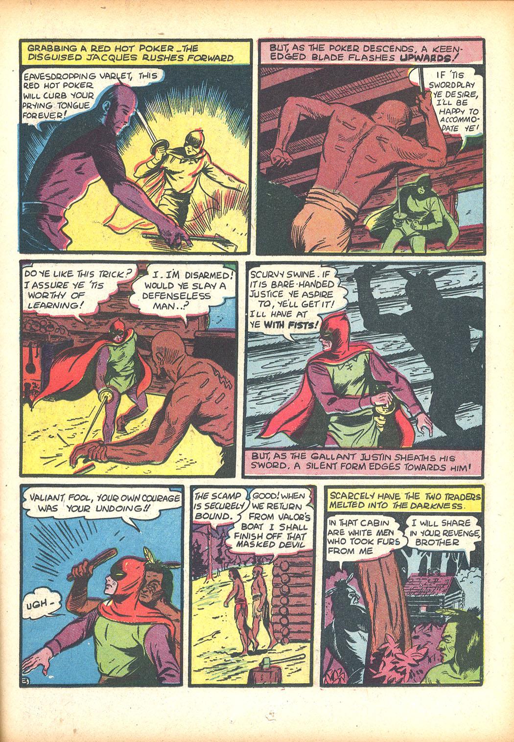 Read online Sensation (Mystery) Comics comic -  Issue #13 - 19