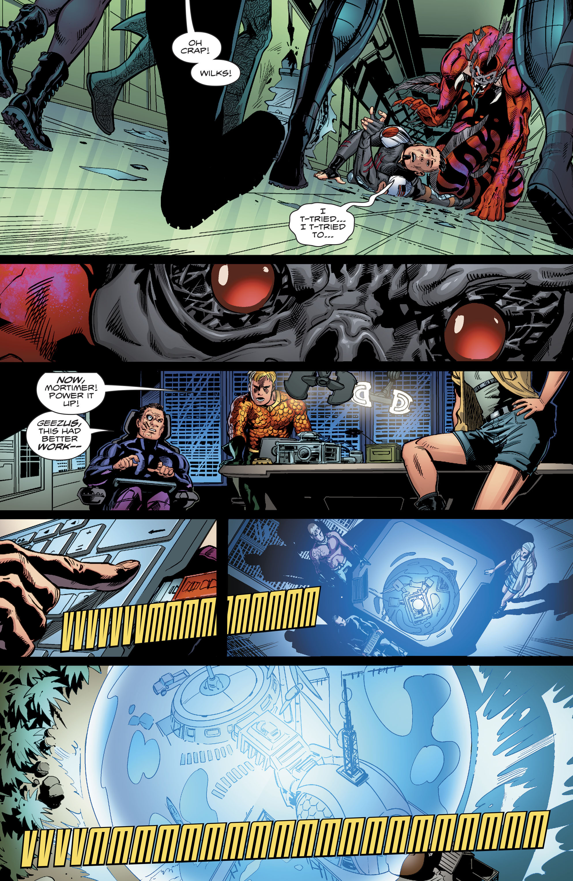 Aquaman (2016) issue 20 - Page 15
