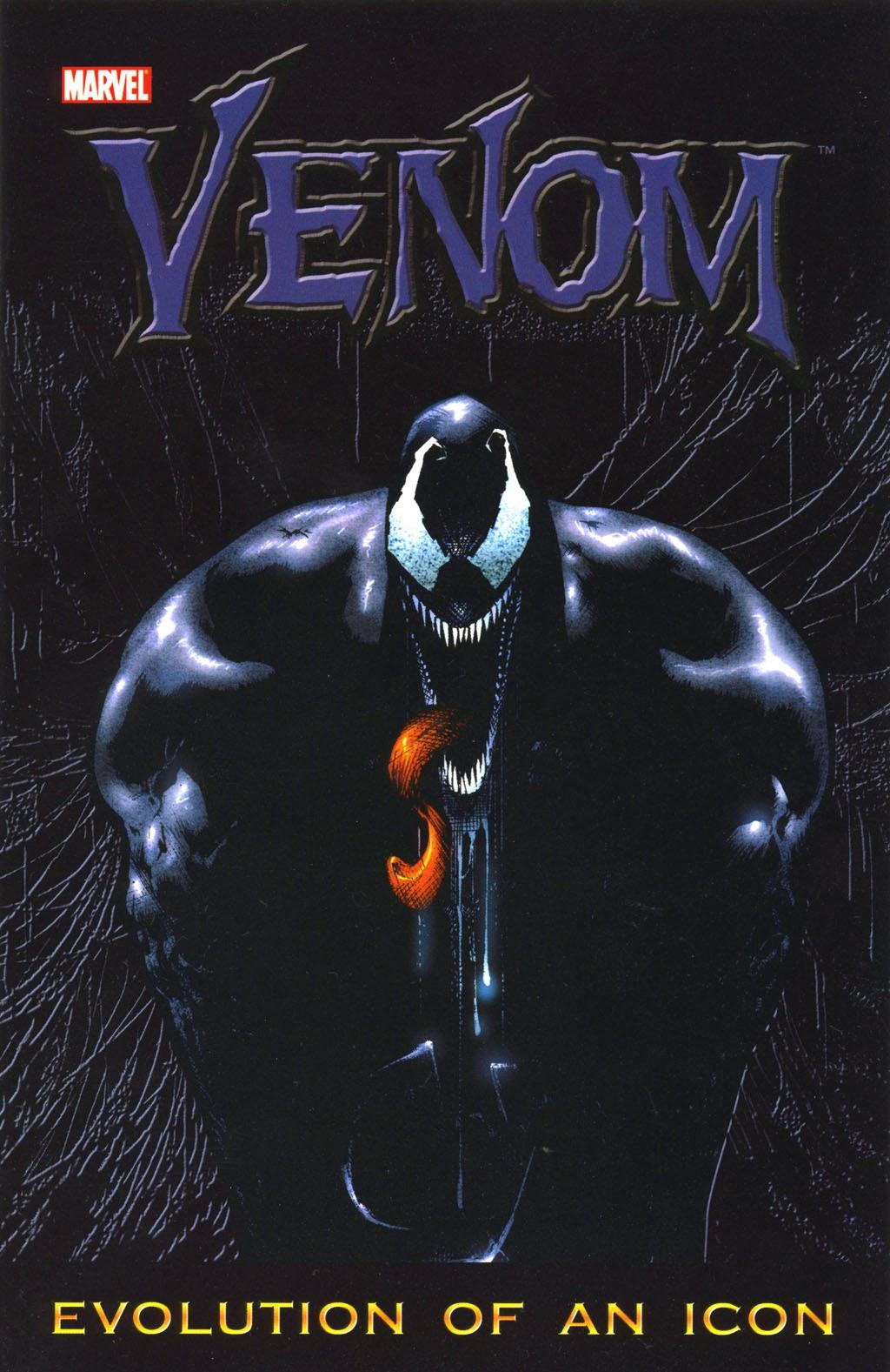 Venom Poster Book Full Page 1