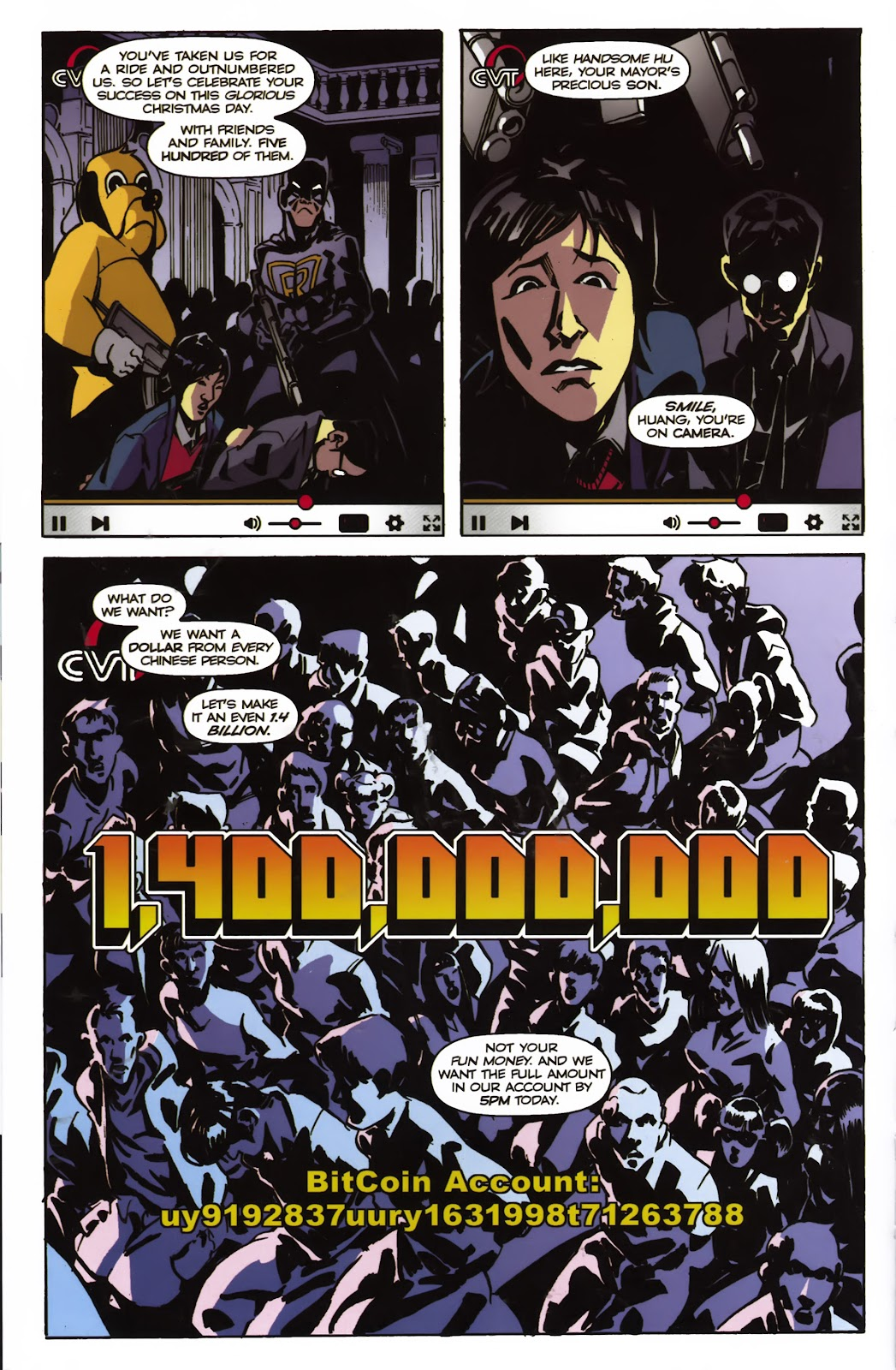Read online Ricky Rouse Has A Gun comic -  Issue # TPB (Part 1) - 79
