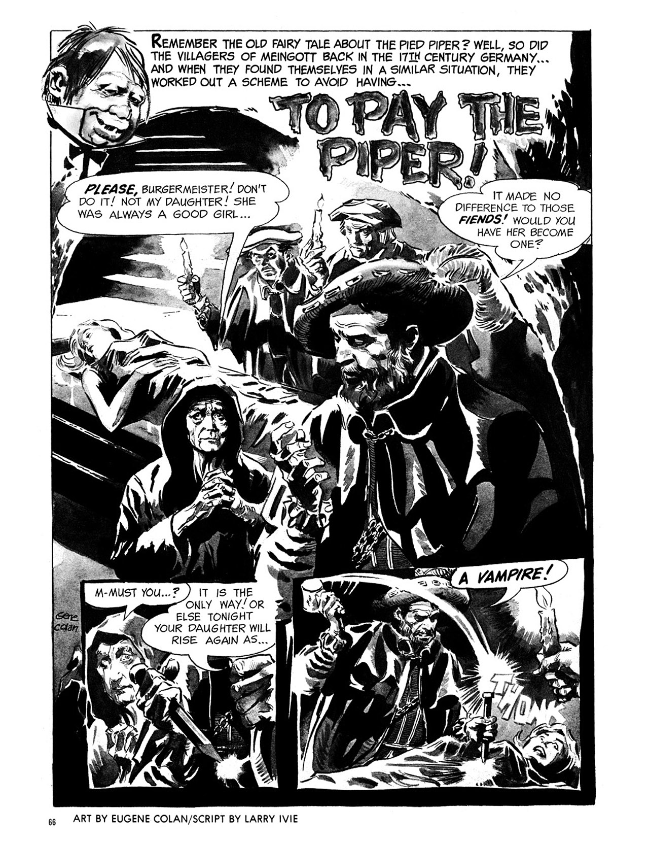 Read online Eerie Archives comic -  Issue # TPB 1 - 67
